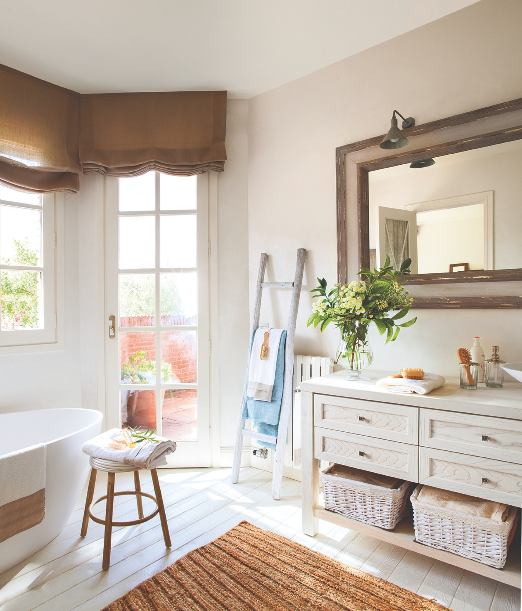 fotos de ideas de azulejos de bañera 10 Baos Espectaculares Con 30 Ideas Muy Prcticas