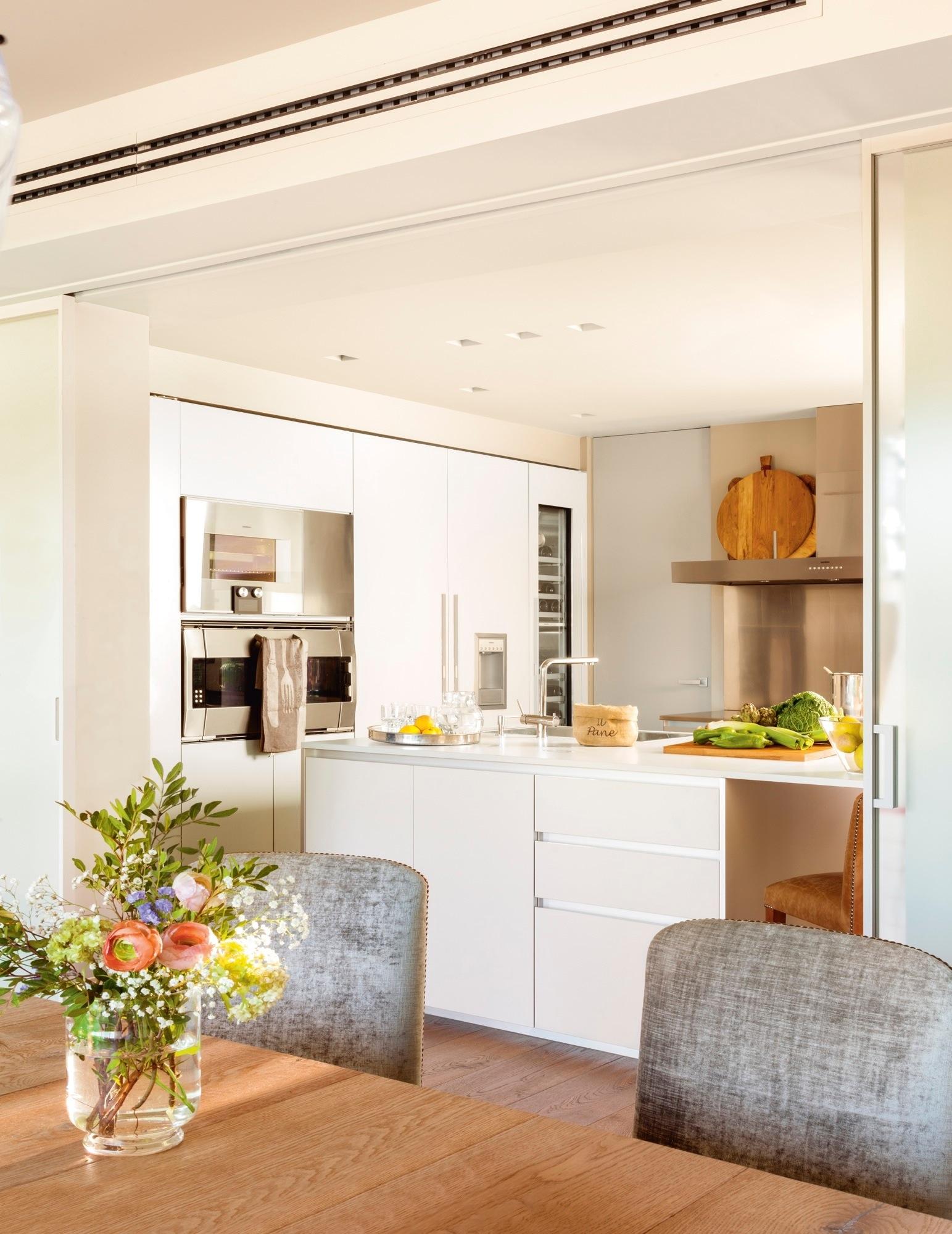 La Terraza Perfecta Que Conquist A Los Due Os # Muebles De Cocina Gaggenau