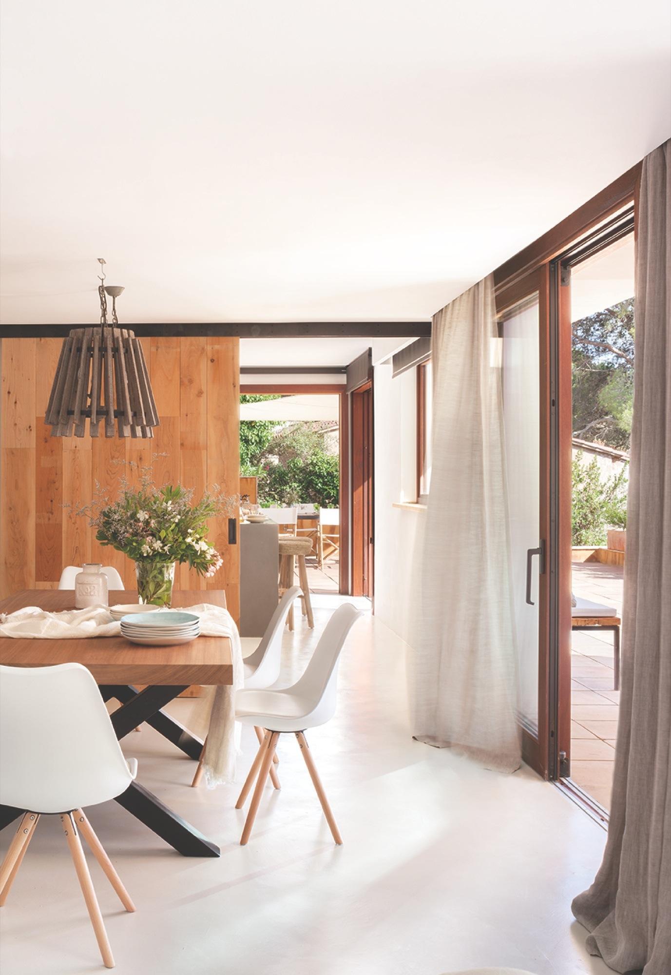 Microcemento el mueble for Marmol color madera