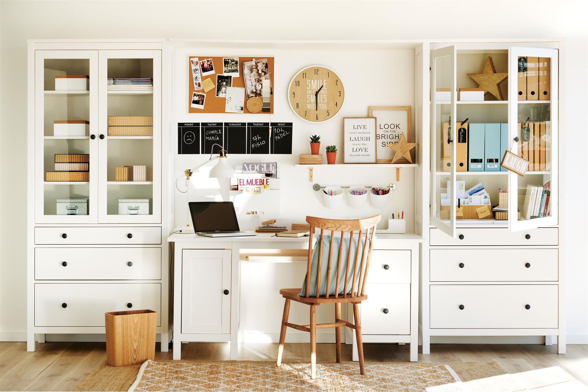 Cómo crear un rincón de trabajo en casa
