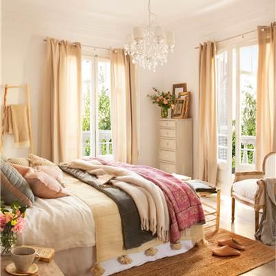 Camas for Revistas decoracion dormitorios