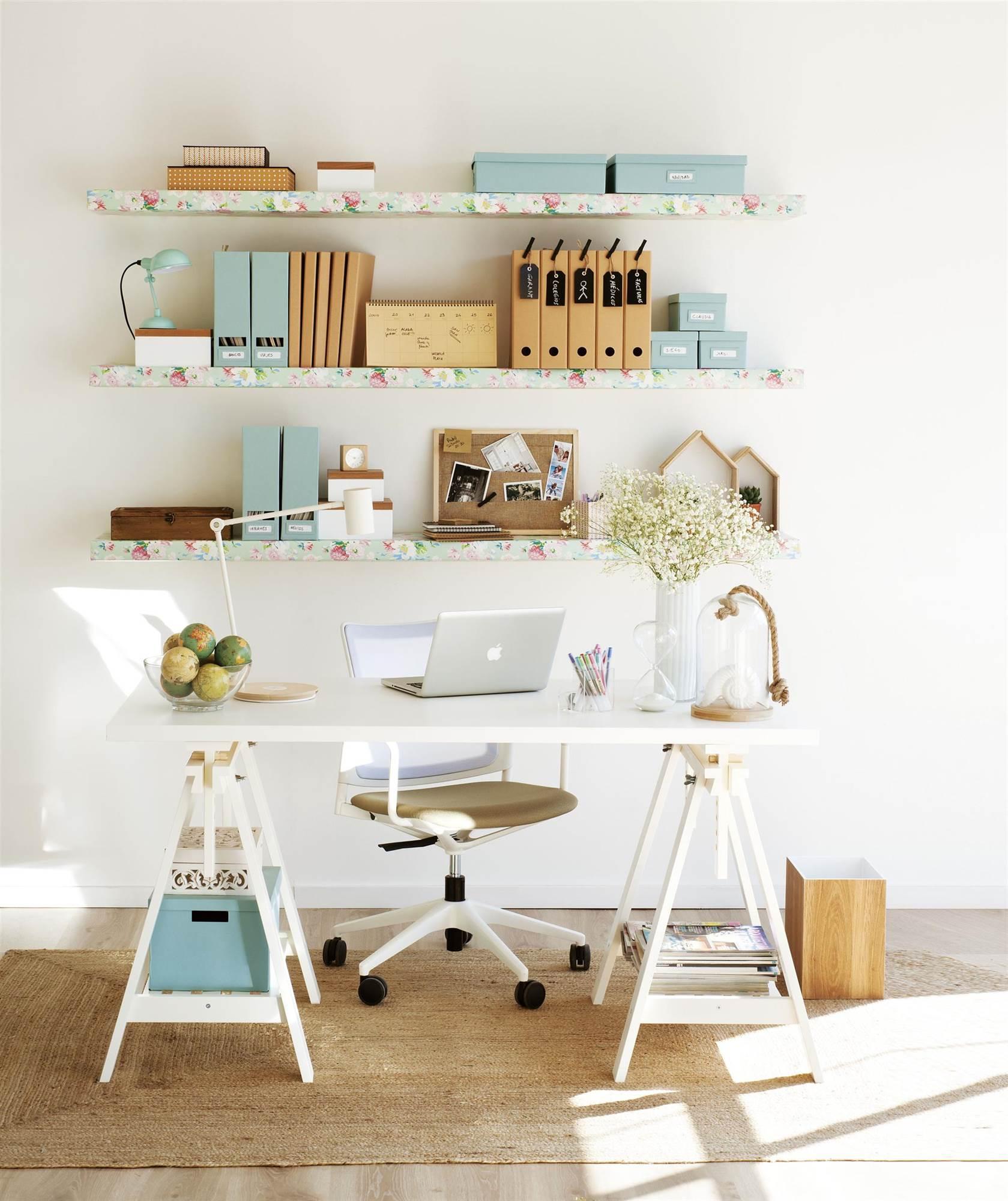 C Mo Crear Un Rinc N De Trabajo En Casa # Sos Muebles De Oficina