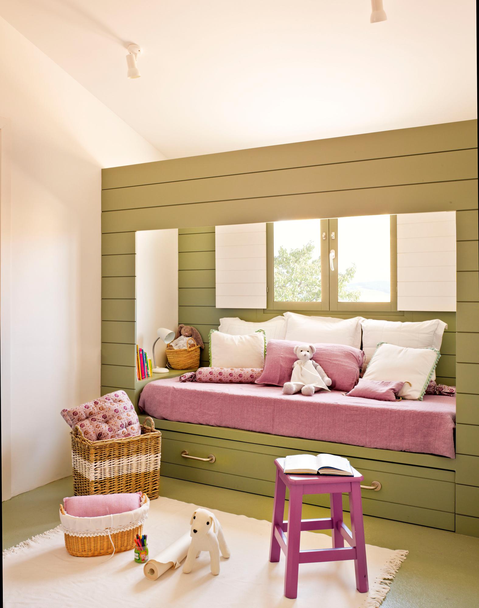 Esta casa es como un traje a medida Interiores de casas pequenas y sencillas