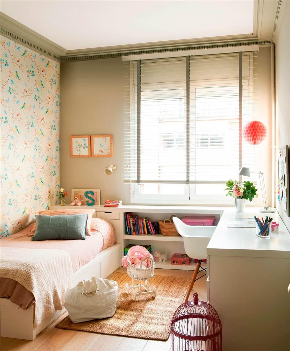 C mo distribuir el dormitorio para ganar espacio y dormir for Dormitorio para 4 personas
