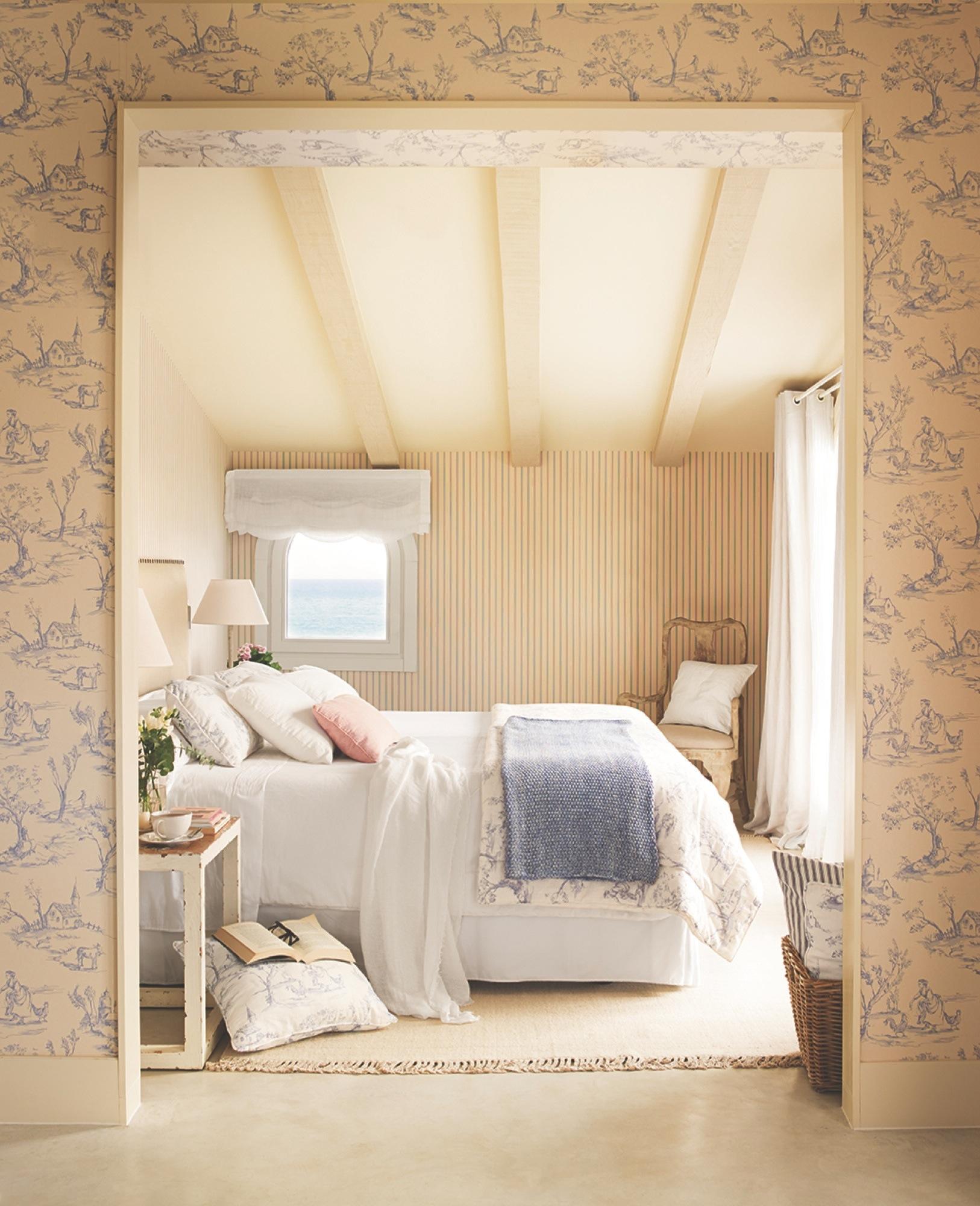 20 dormitorios con muchas ideas - Dormitorio beige ...