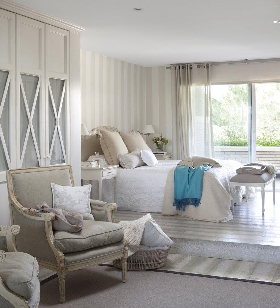 dormitorio de ambiente armnico