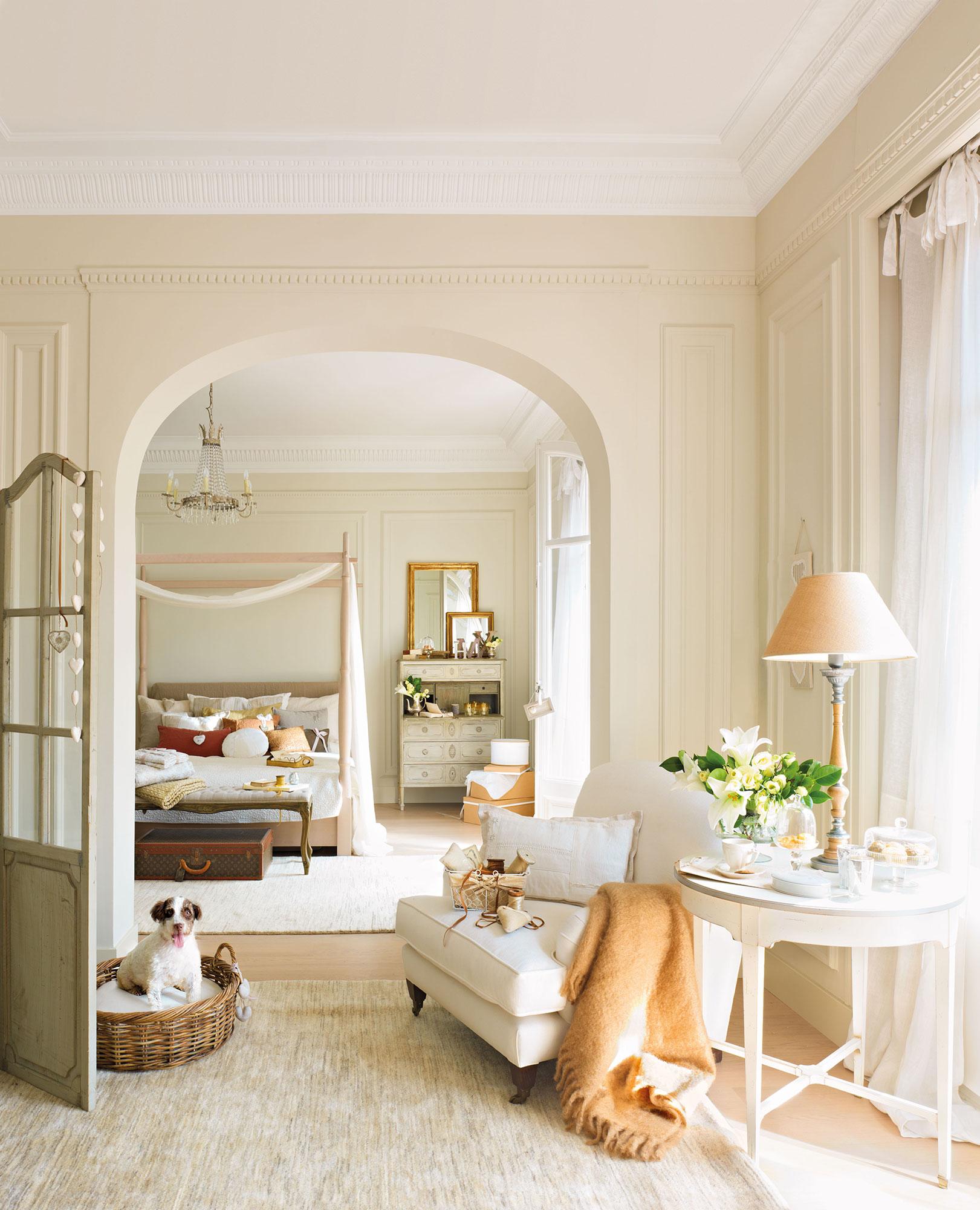 20 dormitorios con muchas ideas for Ver dormitorios decorados
