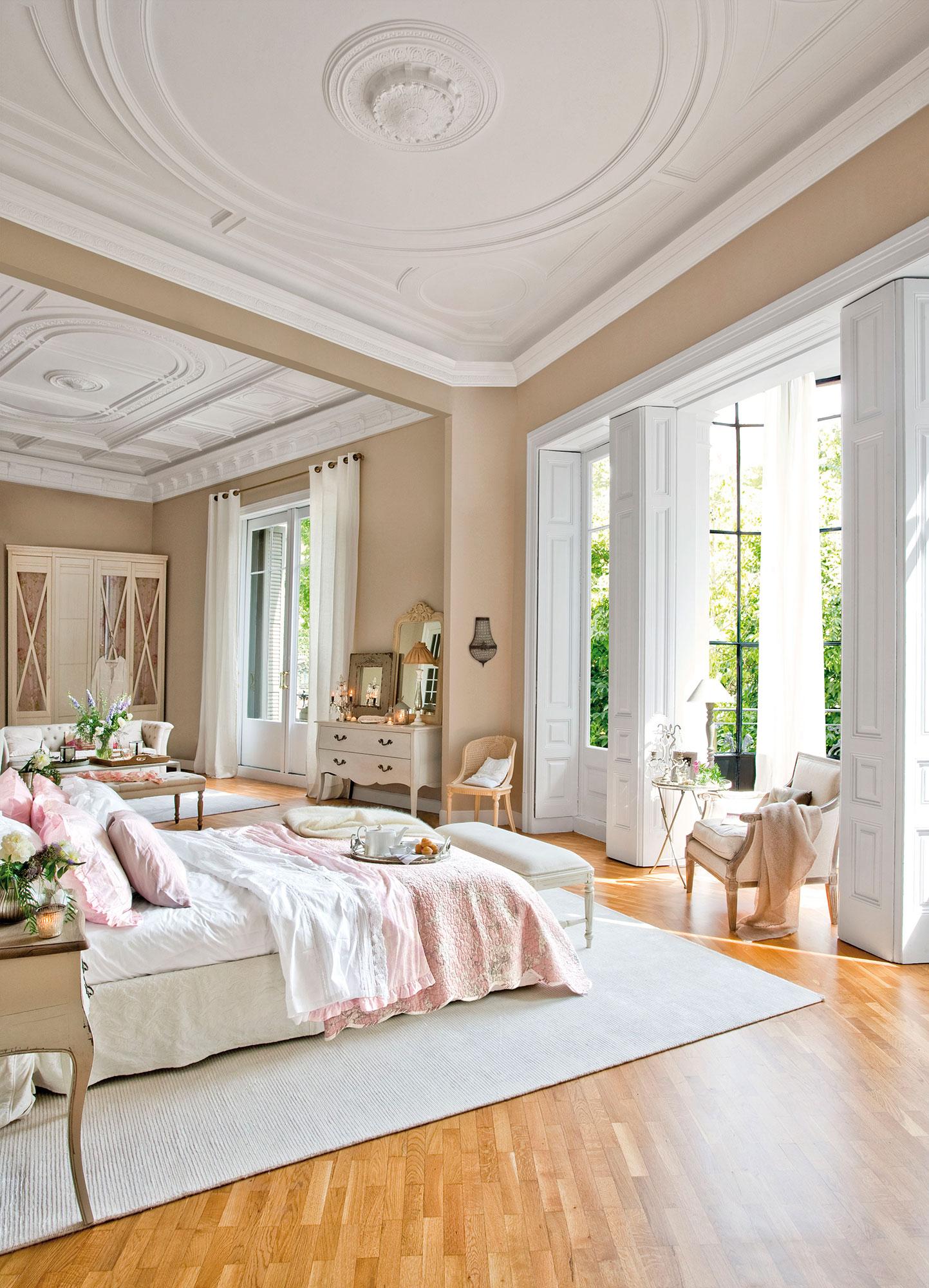 20 dormitorios con muchas ideas - Decoracion cuarto de estar ...