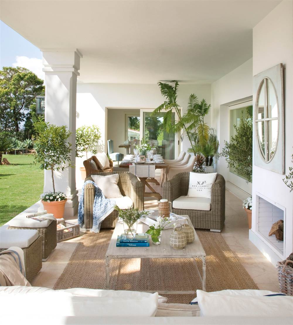 Muebles de porche muebles de porche ambiente del mueble for Muebles porche