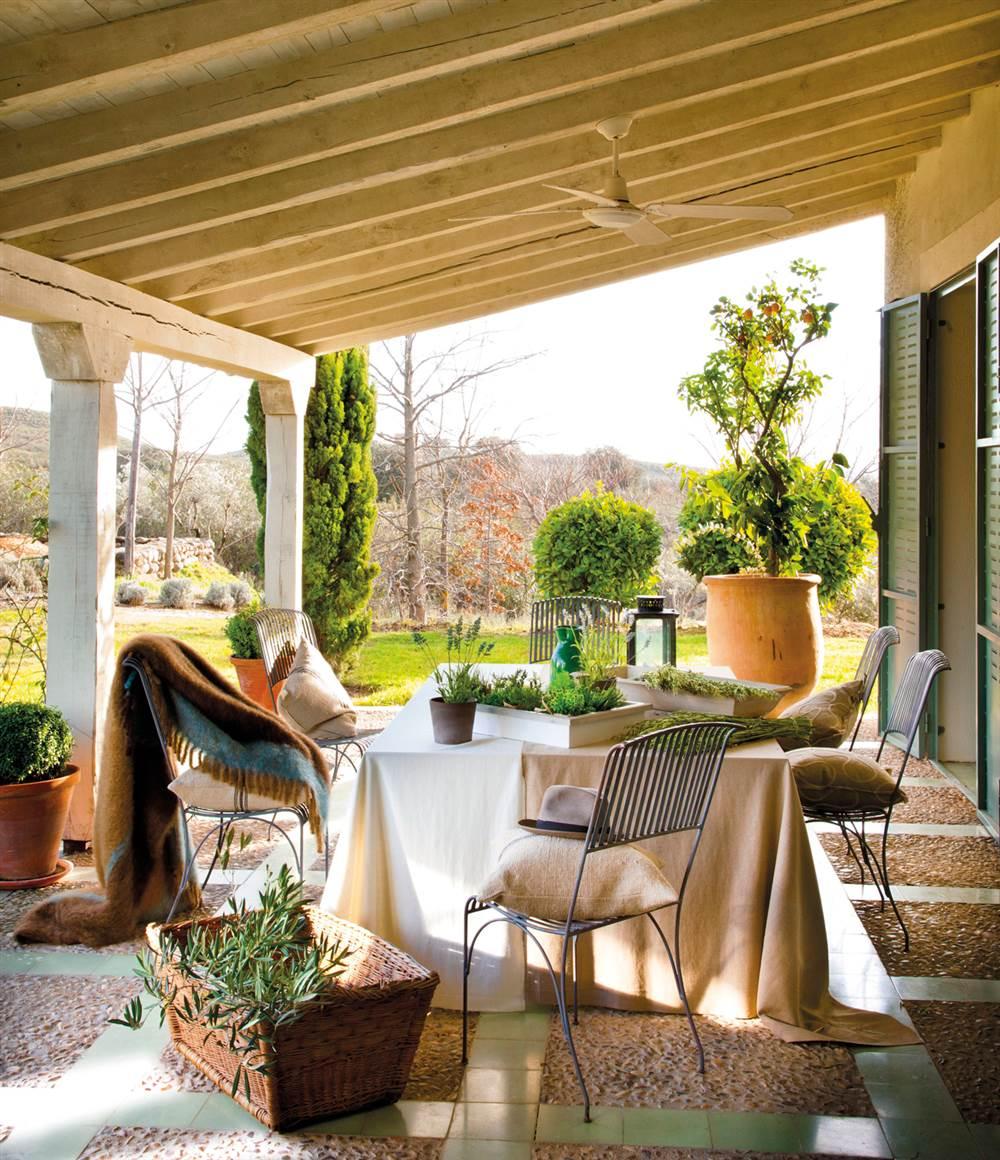 Alarga la vida a tu terraza no es momento de despedidas for Costo medio di aggiungere un portico anteriore