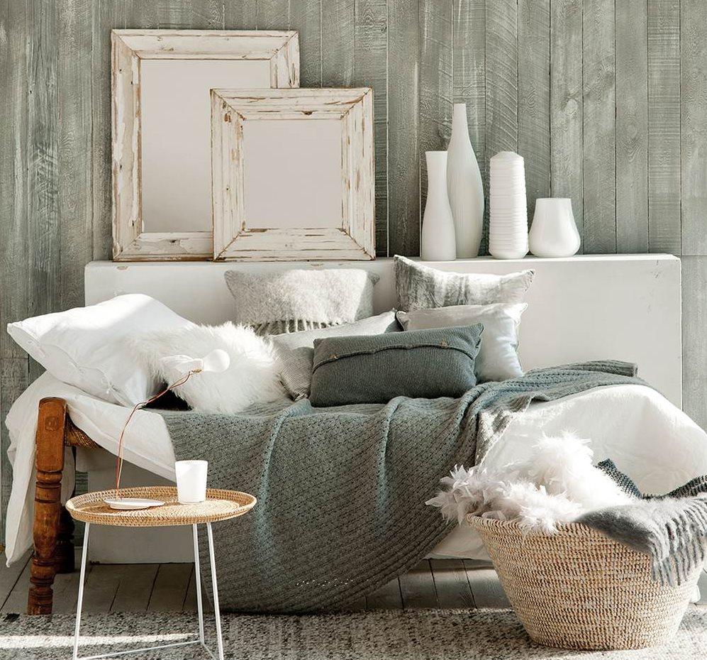 Cu les son tus colores tierra fuego aire o agua for Cortinas en tonos grises