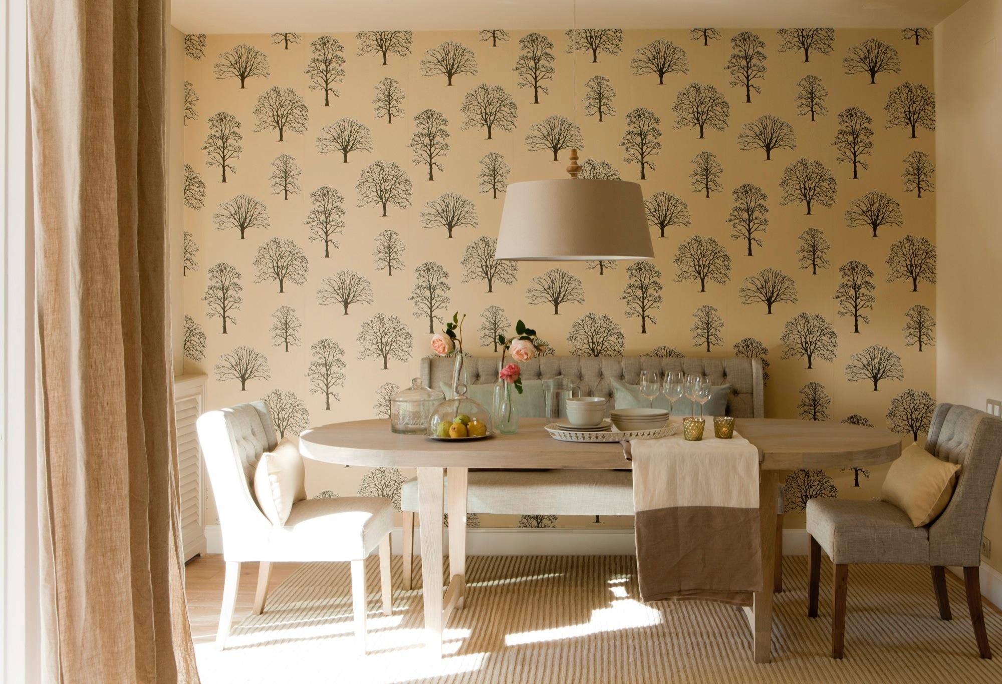 Decora tu casa con papel pintado - Papeles pintados modernos ...