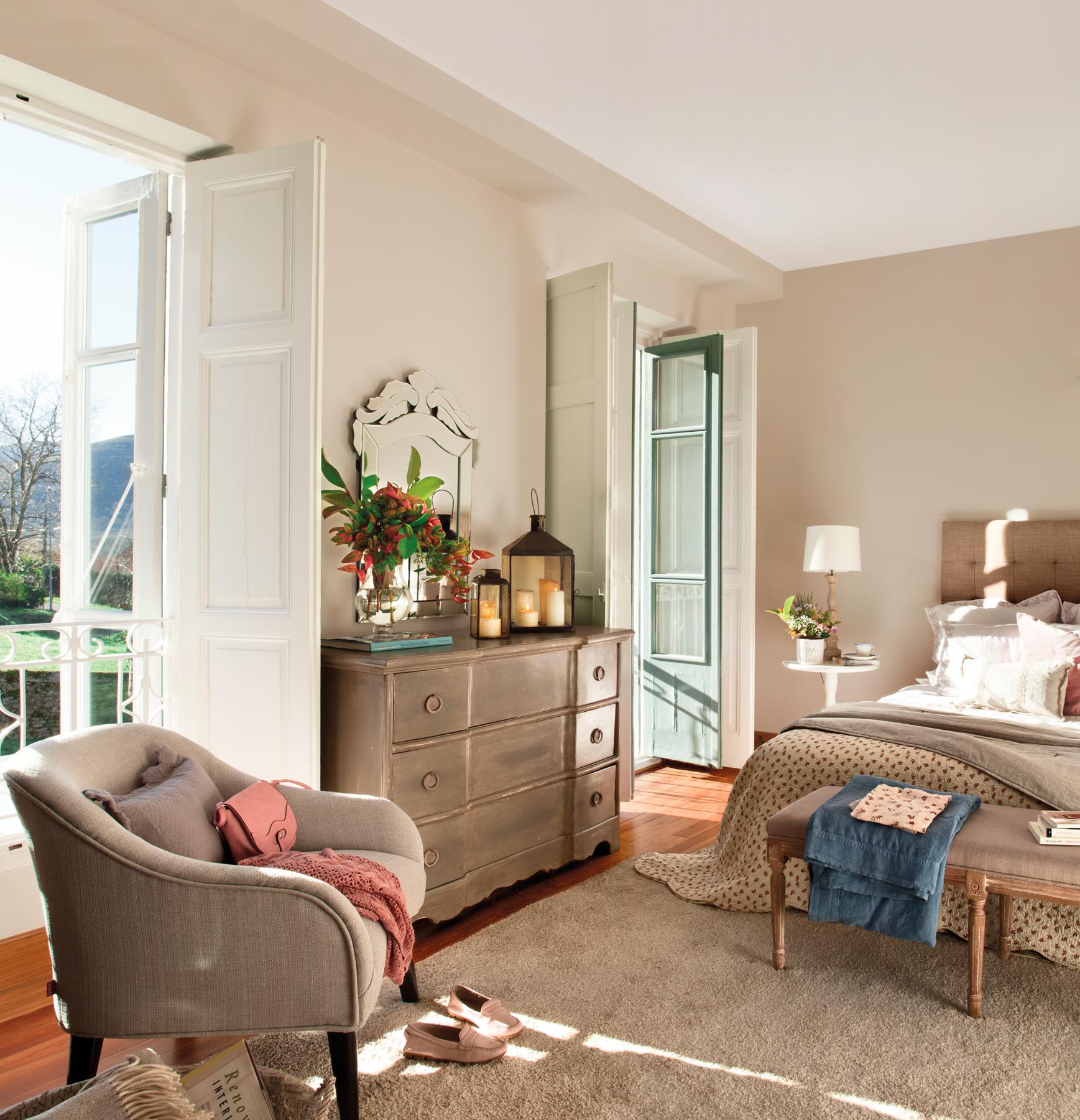 10 razones para poner una c moda en tu casa for Donde colocar espejos en el dormitorio