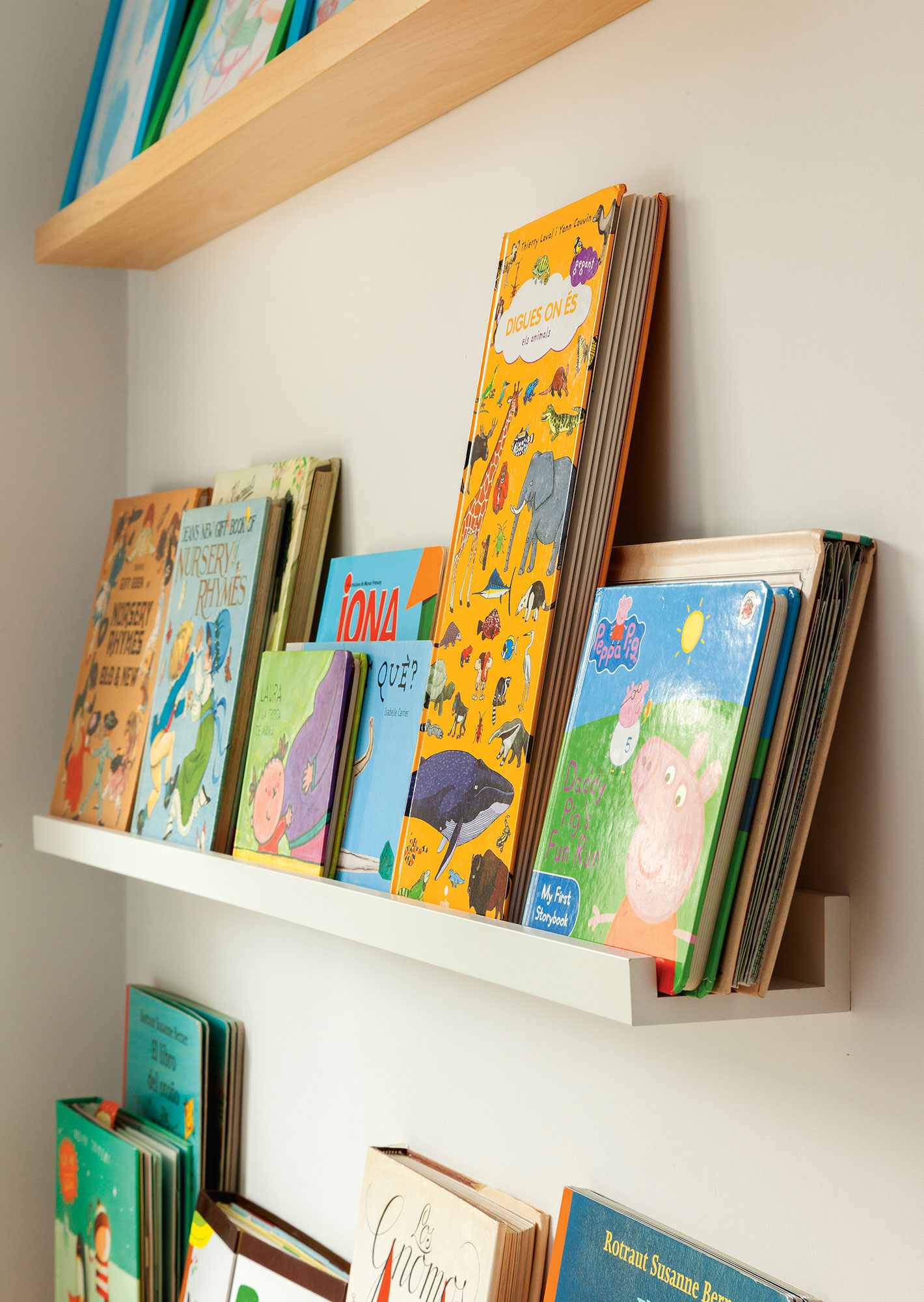10 librer as pr cticas y decorativas para toda la casa for Mueble libreria infantil