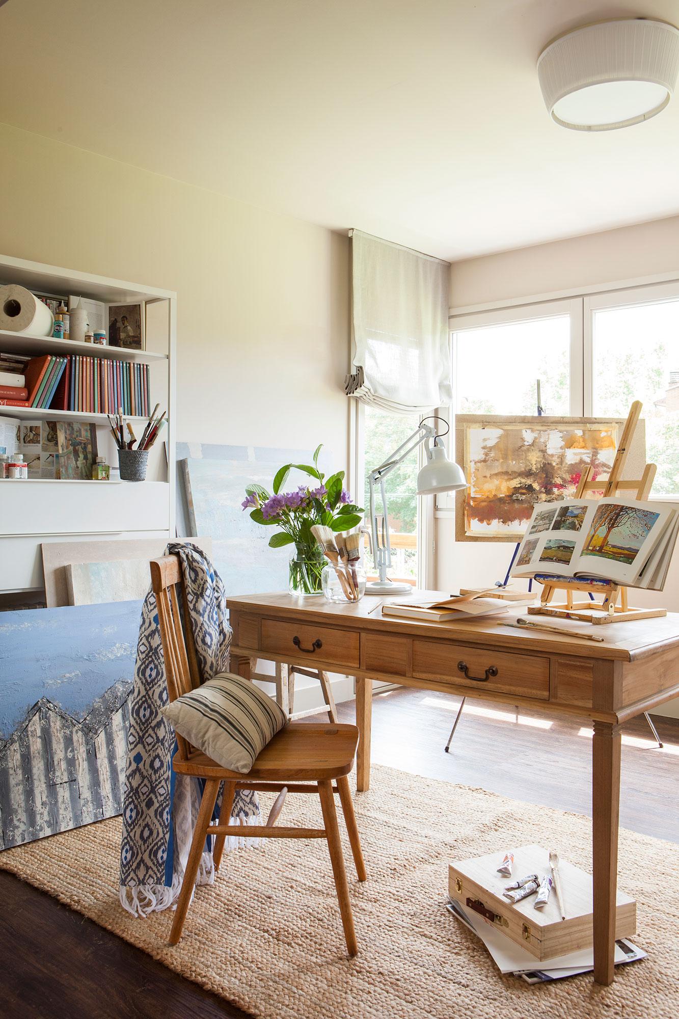 4 salones ideales ideas de decoradora para tener un sal n - Trabajo de pintor en barcelona ...