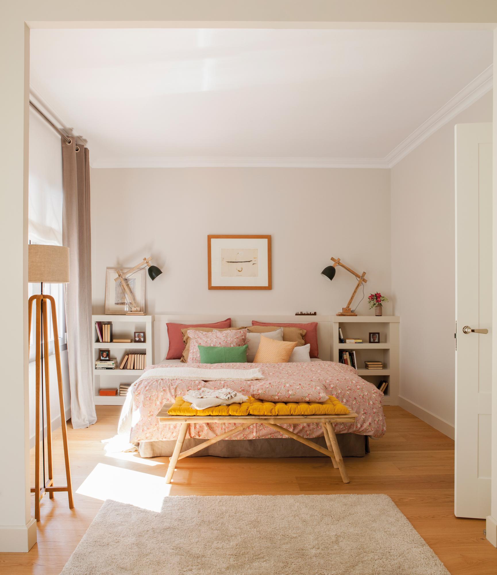 25 dormitorios modernos estilo el mueble - Muebles dormitorio moderno ...