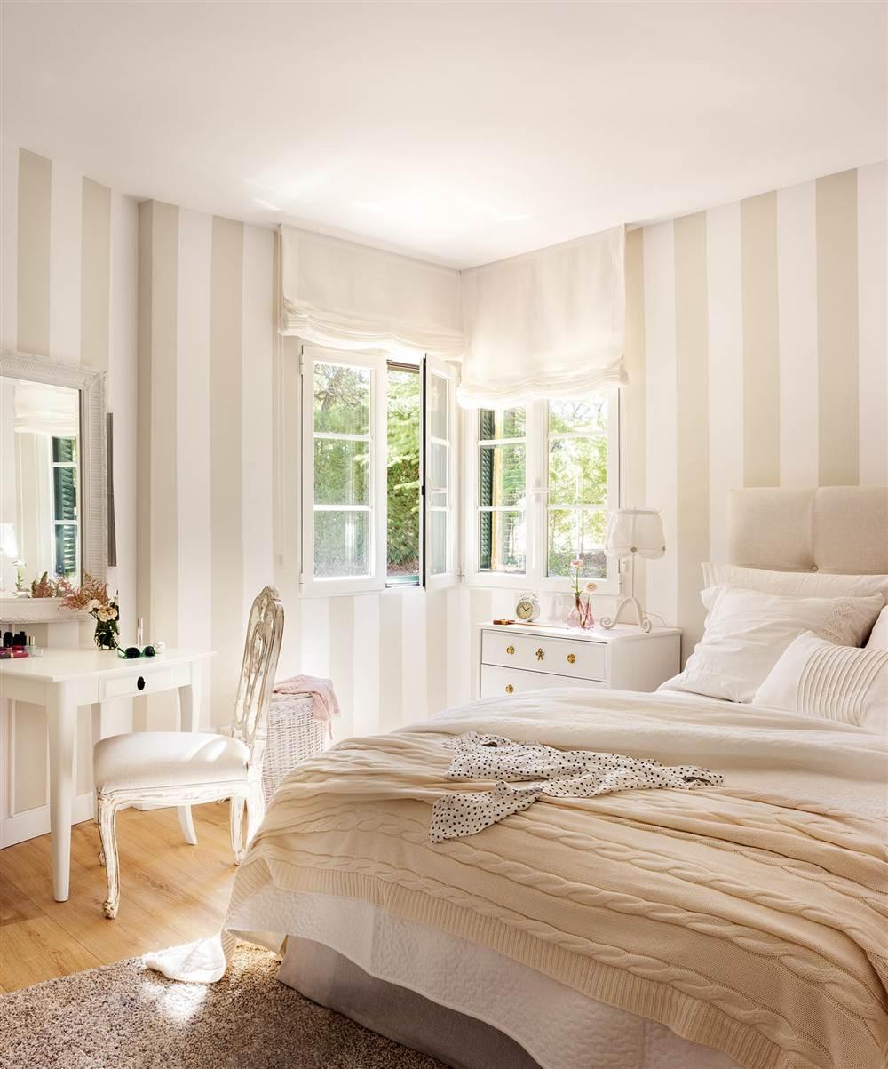 Pintar paredes a rayas verticales amazing ayuda pasas for Papel pintado rayas verticales catalogo
