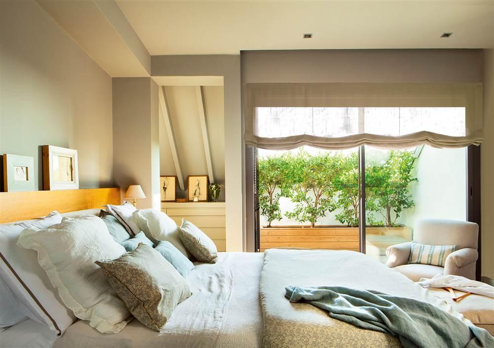 9 ideas para multiplicar la luz del dormitorio - Luz para dormitorio ...