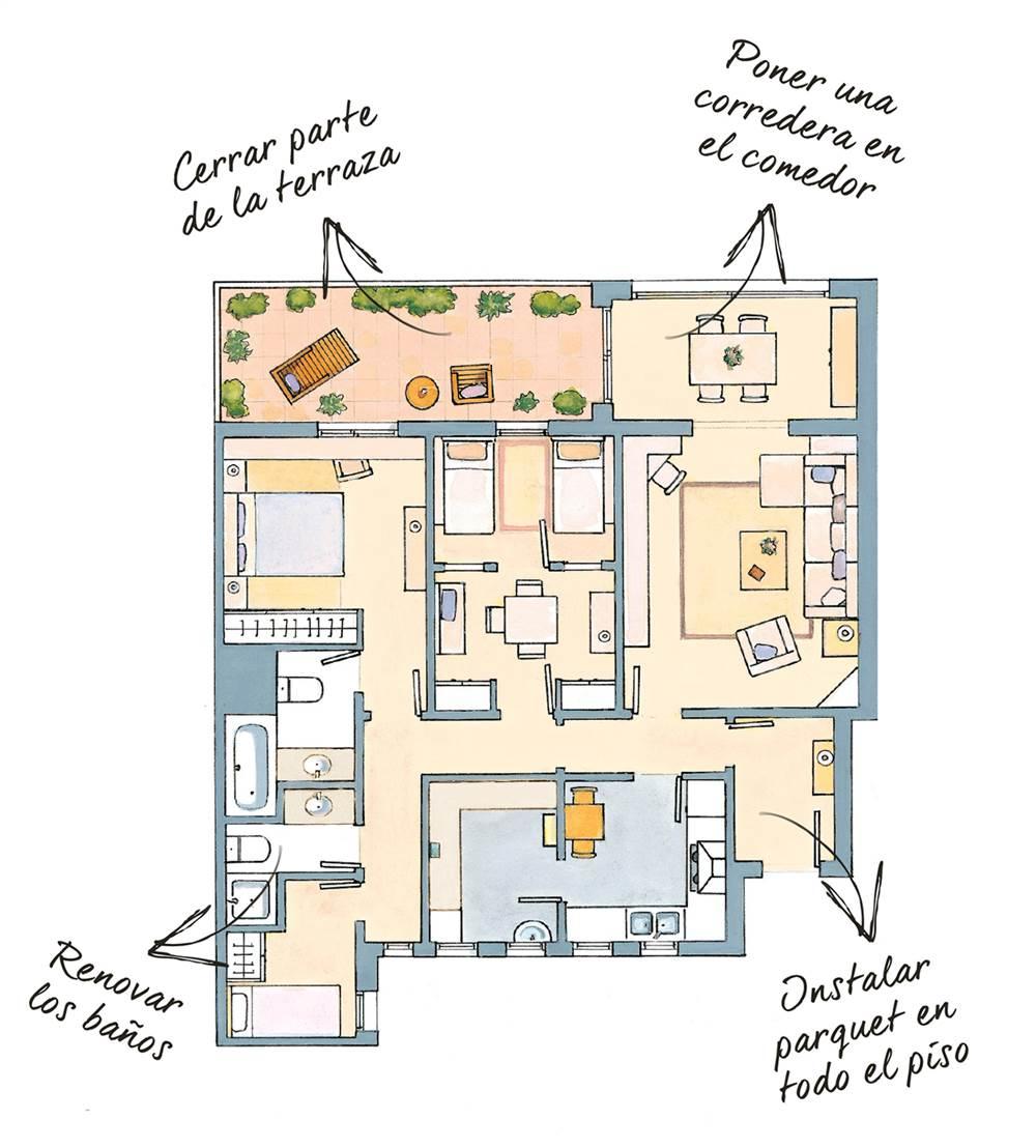 Reformar mi piso amazing reformar mi vivienda with reformar mi piso free stunning best cunto - Cuanto vale una reforma de un piso ...