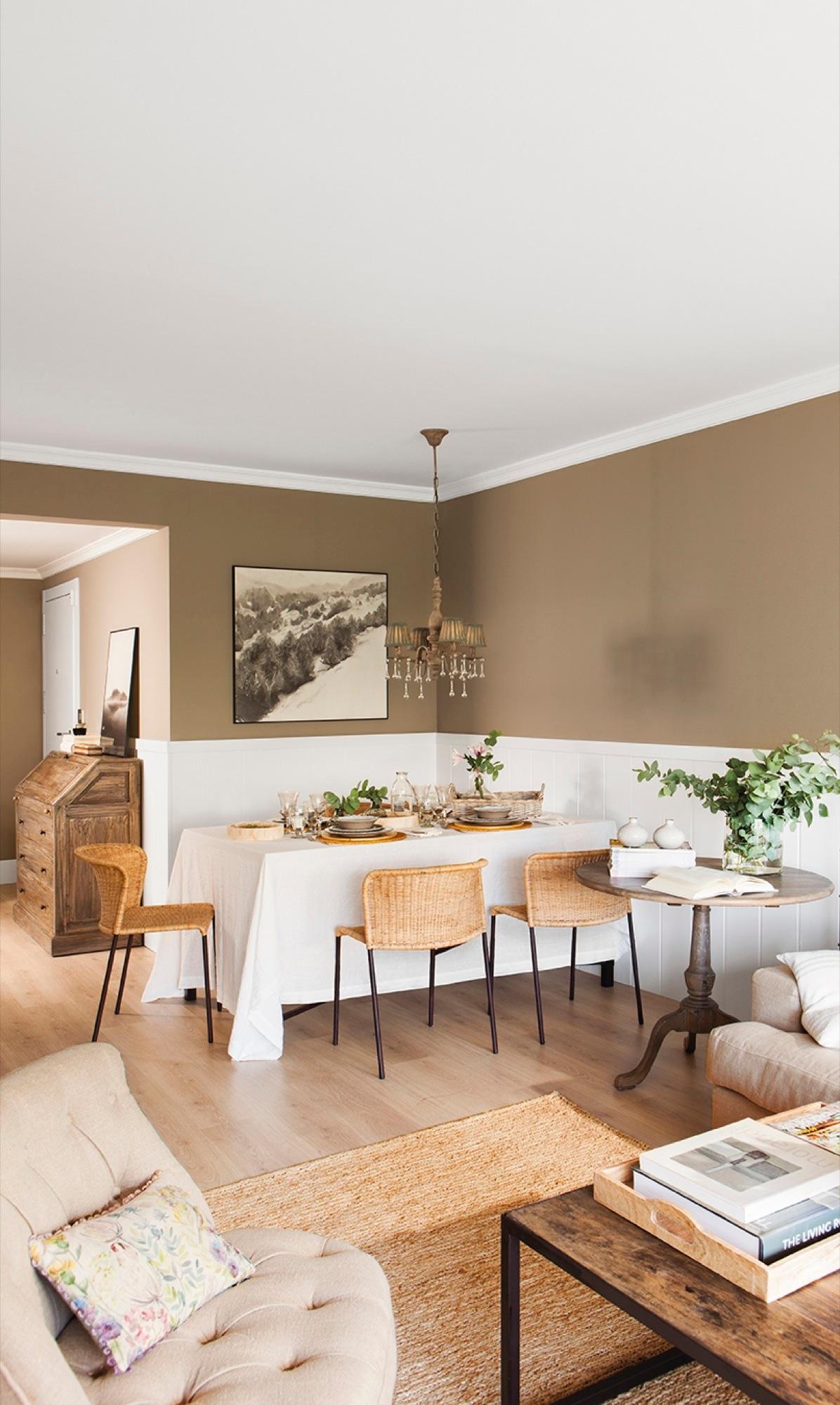 Ideas para reutilizar muebles la casa de una lectora - Salones antiguos ...