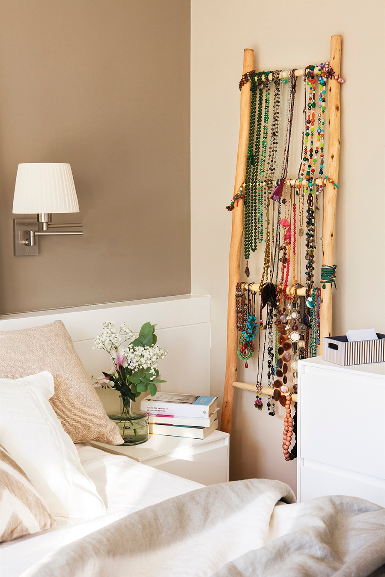 Ideas para reutilizar muebles: la casa de una lectora
