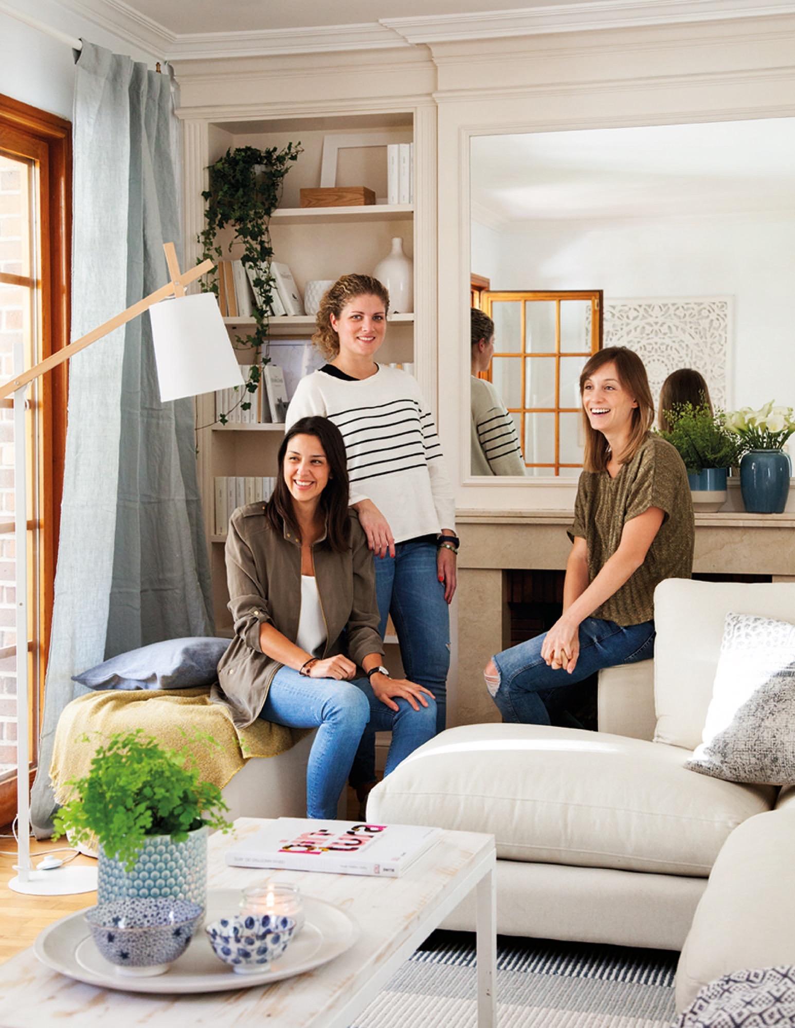 Casa en madrid redecorada para disfrutar en familia - Interioristas en madrid ...