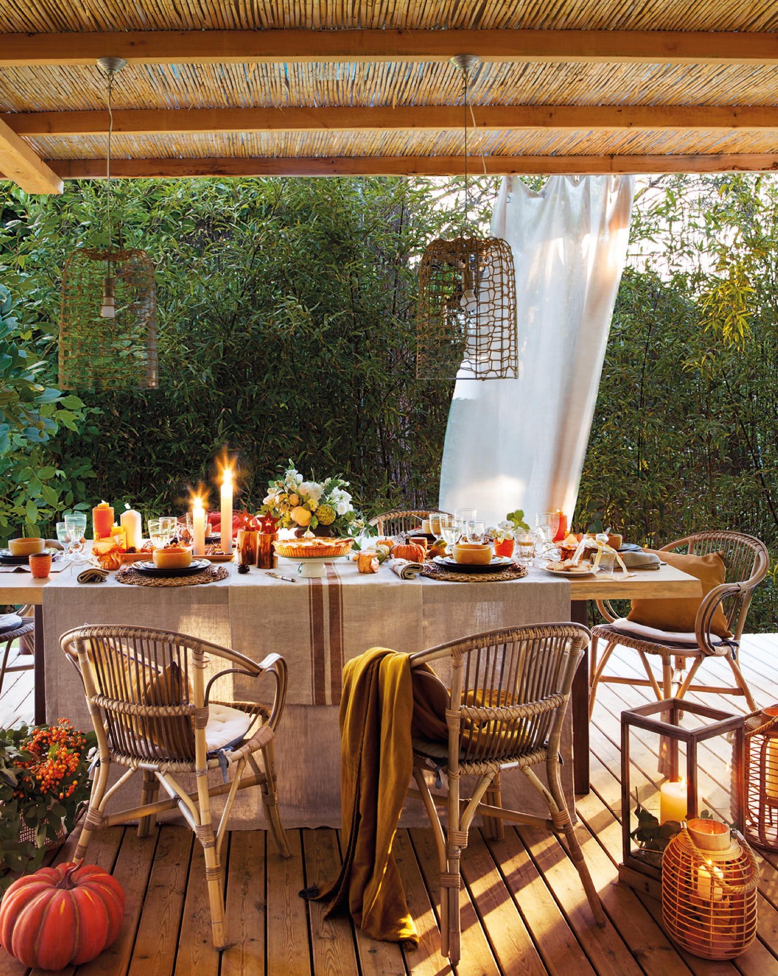 Una casa de fin de semana convertida en casa para todo el a o for Terrazas 14 vicuna