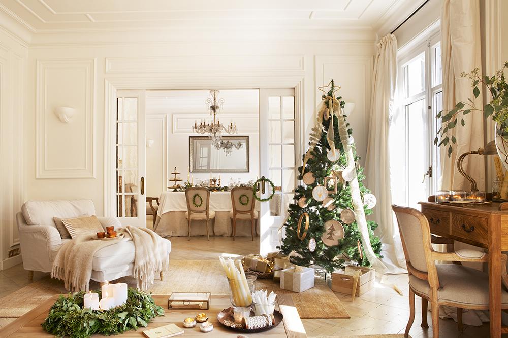 Ideas para decorar tu casa en Navidad