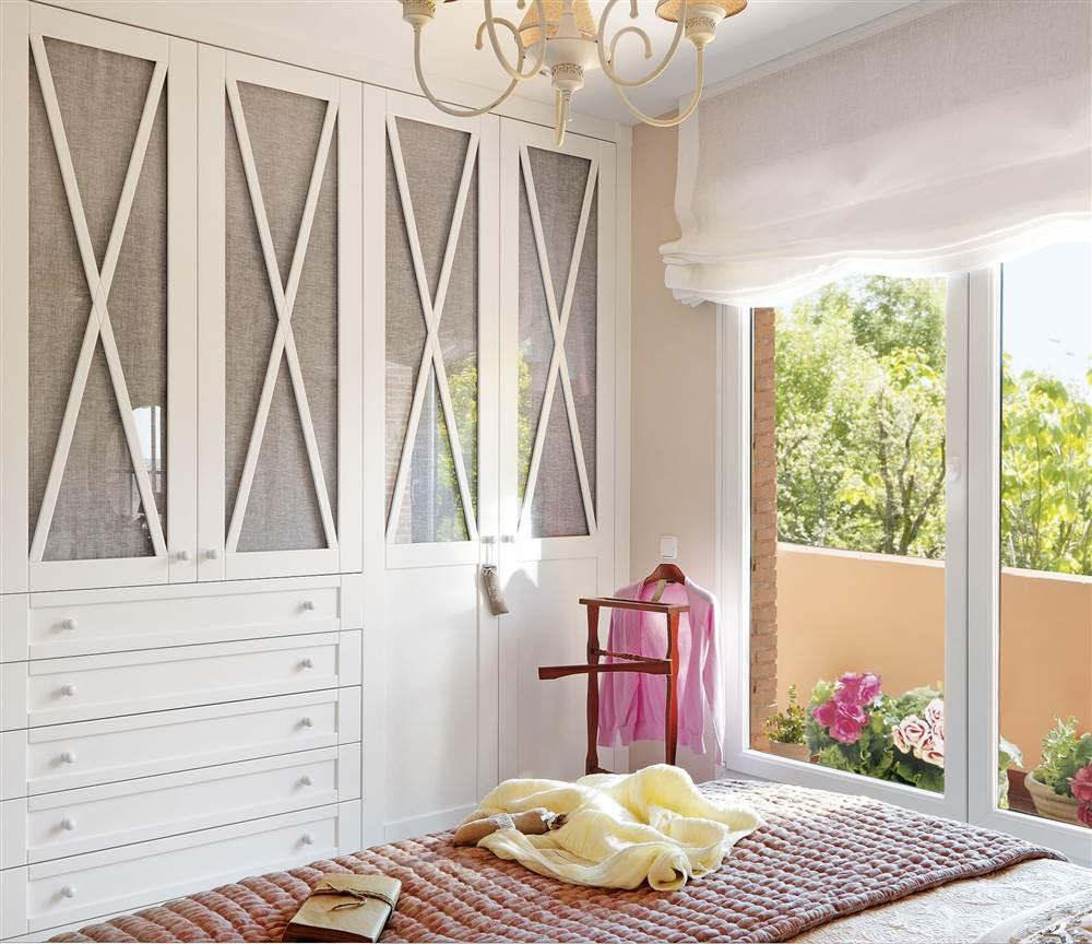 7 armarios para el dormitorio pr cticos y decorativos - Tapidecor alzira ...