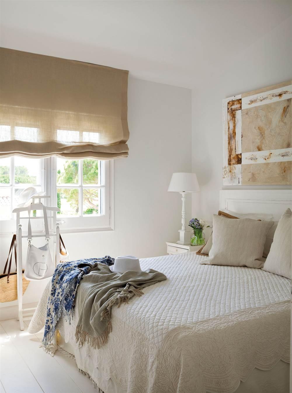 Muebles dormitorio marron y blanco 20170723210751 - Dormitorio con muebles blancos ...