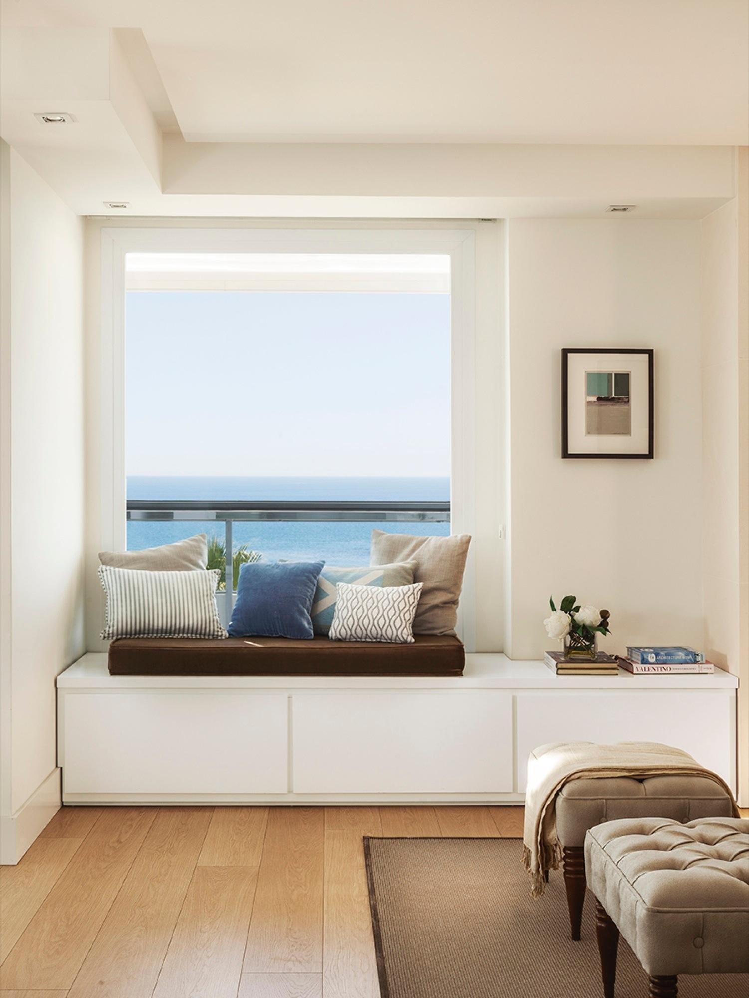 Ideas 2 x 1 muebles a medida bajo la ventana - Mueble de habitacion ...