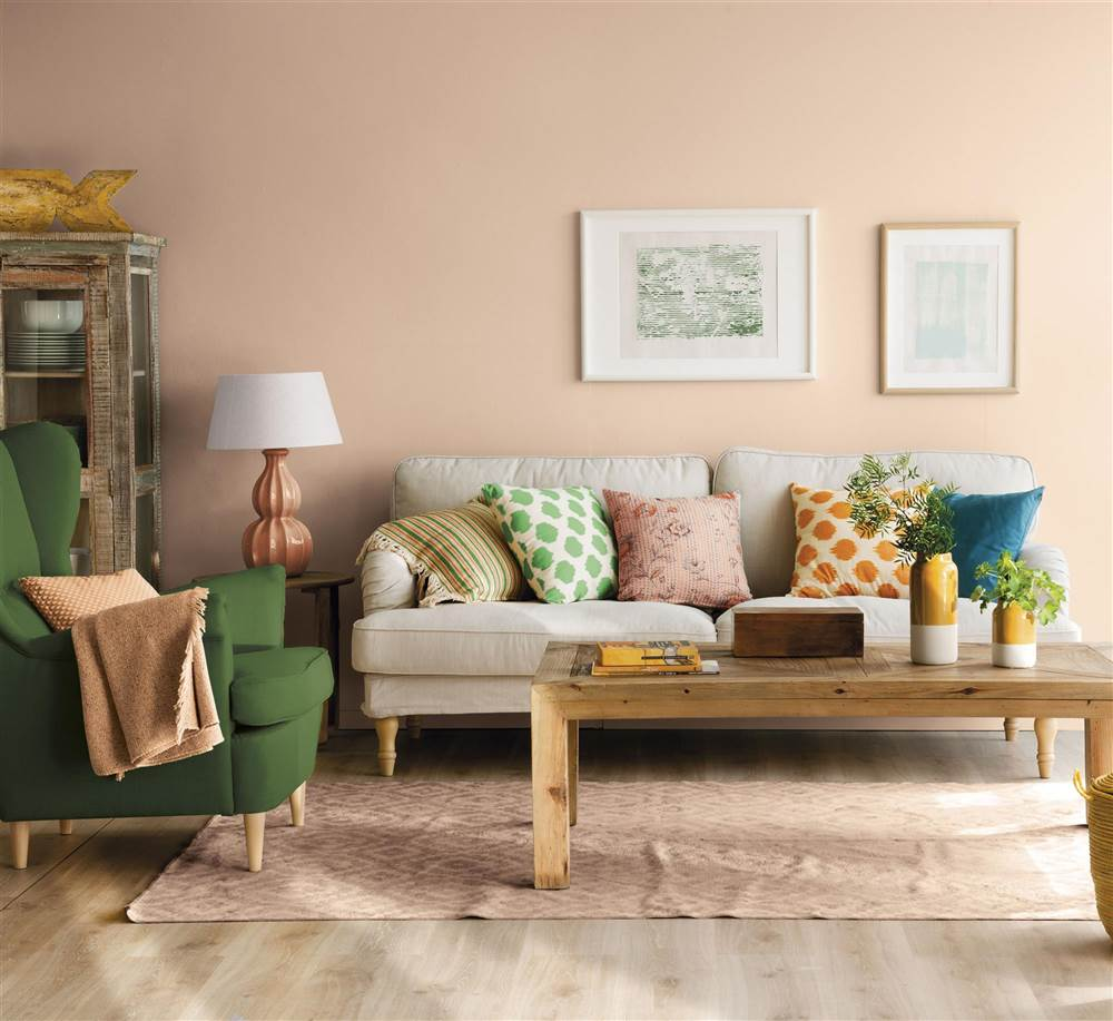Pintura Paredes Salon Top Resultado De Imagen De Pintar El Salon - Pintura-paredes-salon