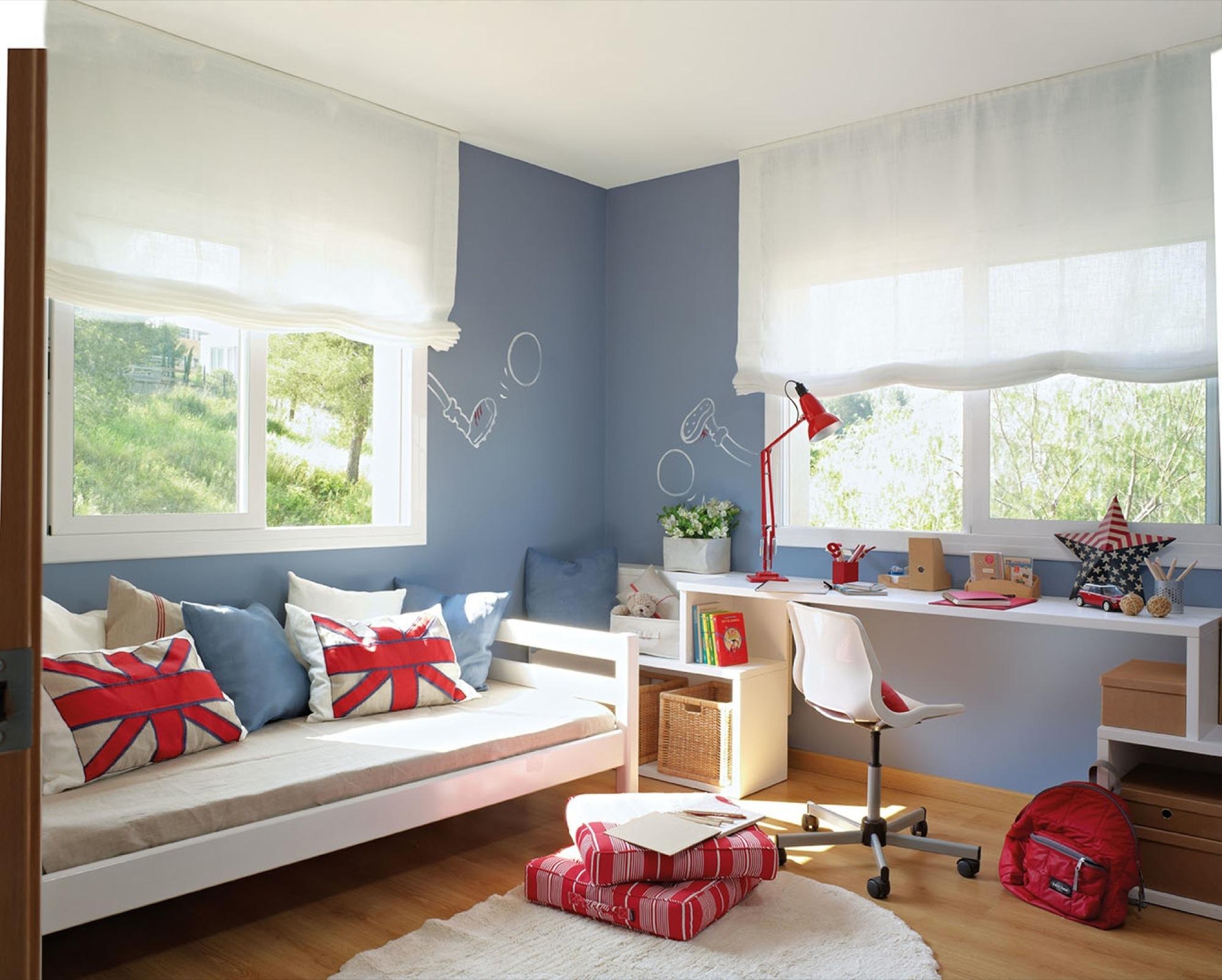 C mo pintar la casa sin ayuda de un pintor profesional - Pintar la casa de colores ...