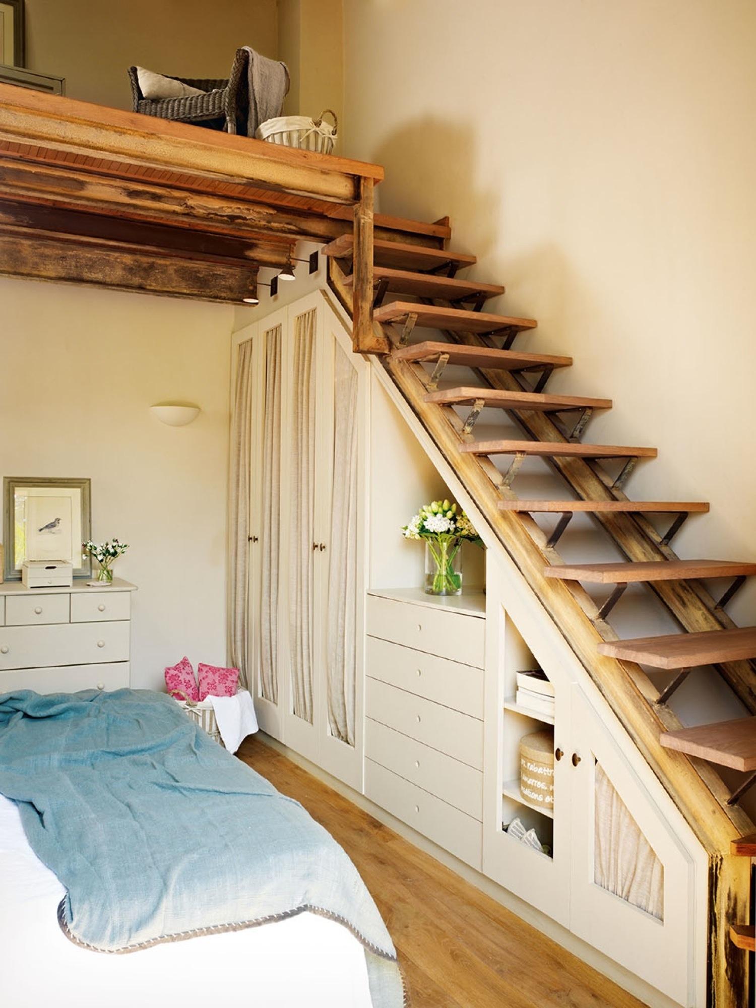 Aprovecha El Hueco Bajo La Escalera # Muebles Debajo De Gradas