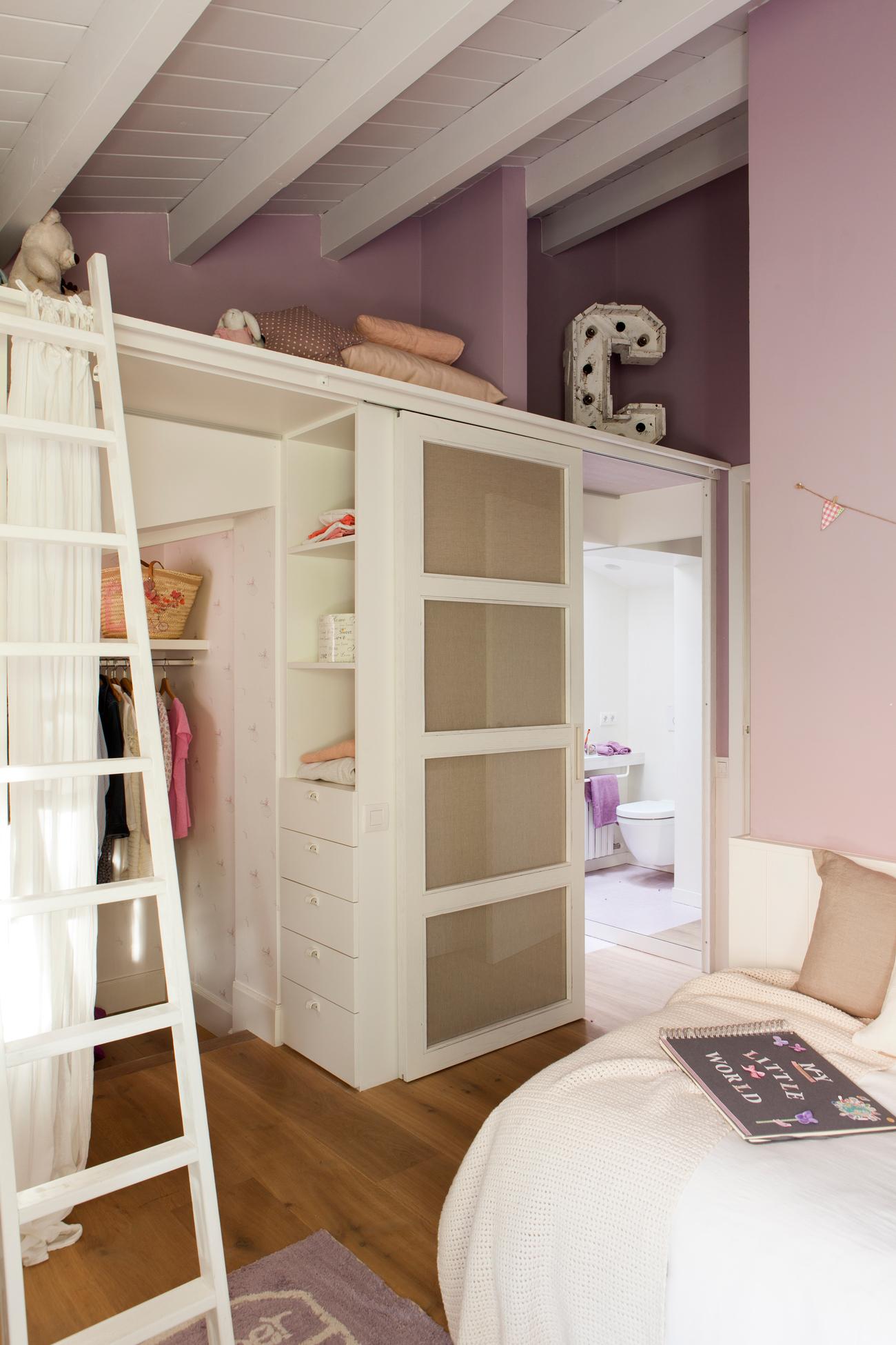 Ideas para decorar la habitaci n de los ni os - Habitacion infantil rosa ...
