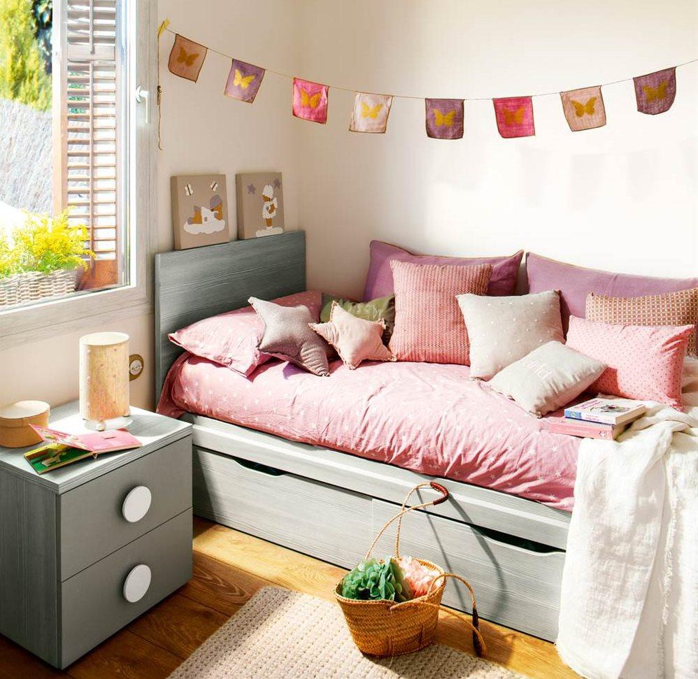Ideas para decorar la habitaci n de los ni os for Quiero ver muebles