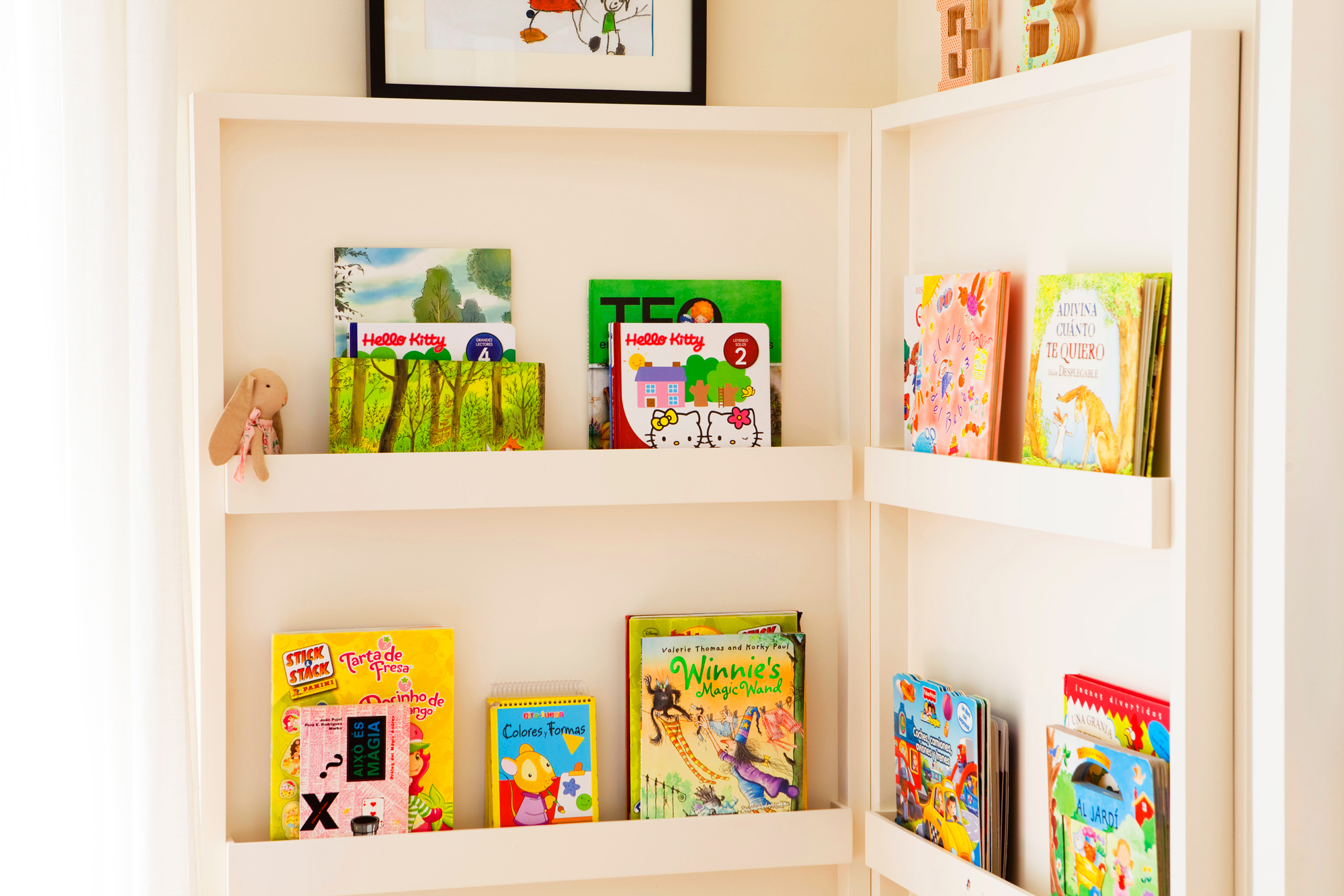 Estanterias para libros infantiles perfect estanterias - Estanterias para dormitorios ...