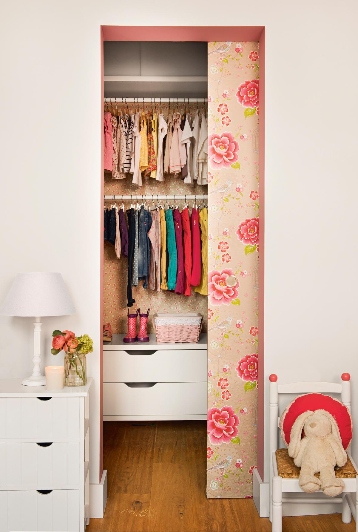 armario habitacion infantil ideas para decorar la habitaci n de los ni os