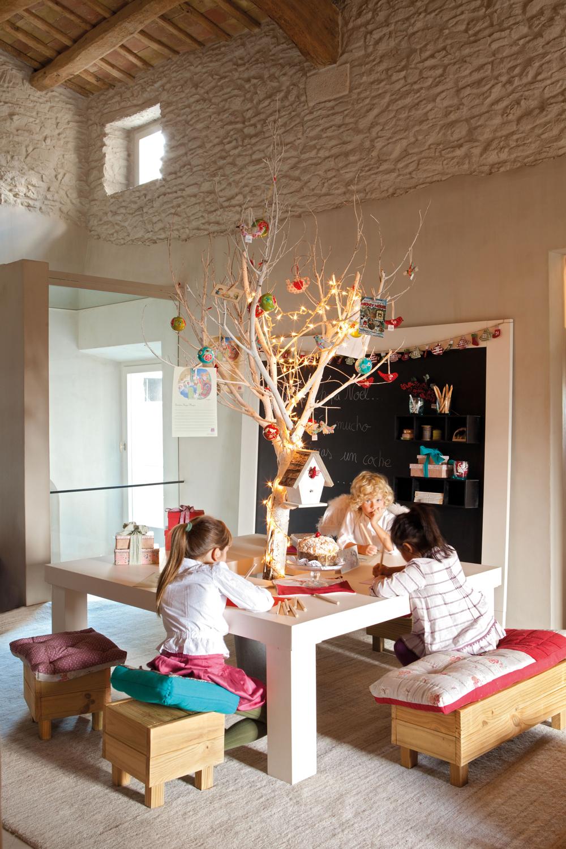 Adornos de navidad para decorar la habitaci n infantil - Velas para decorar habitacion ...