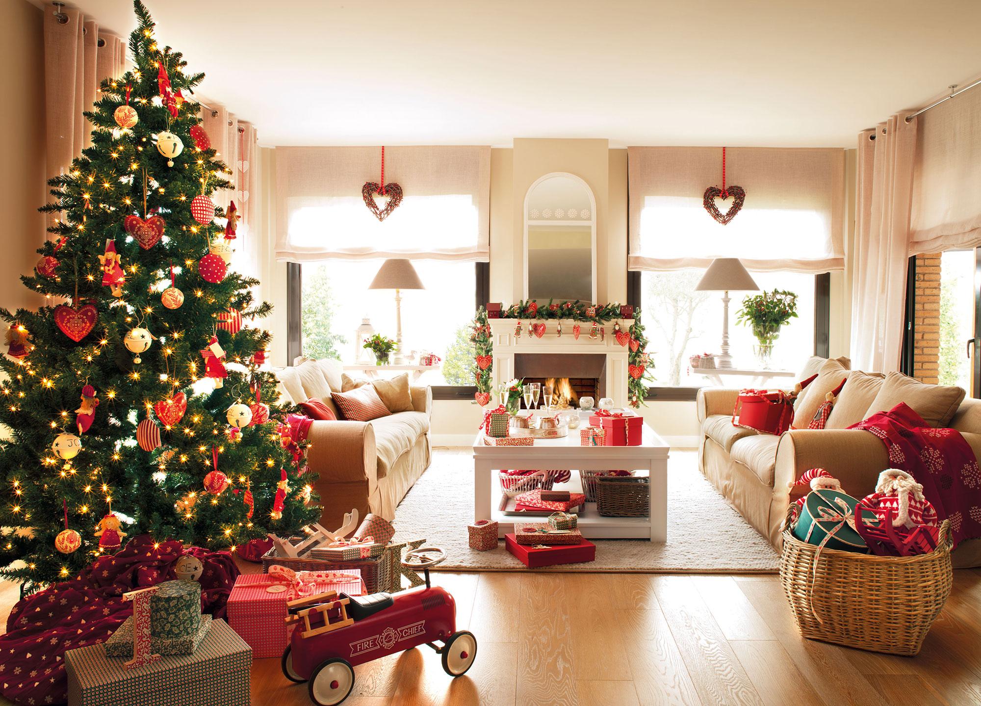 Decorar El Arbol De Navidad 15 Propuestas De Todos Los Estilos - Decorados-de-navidad