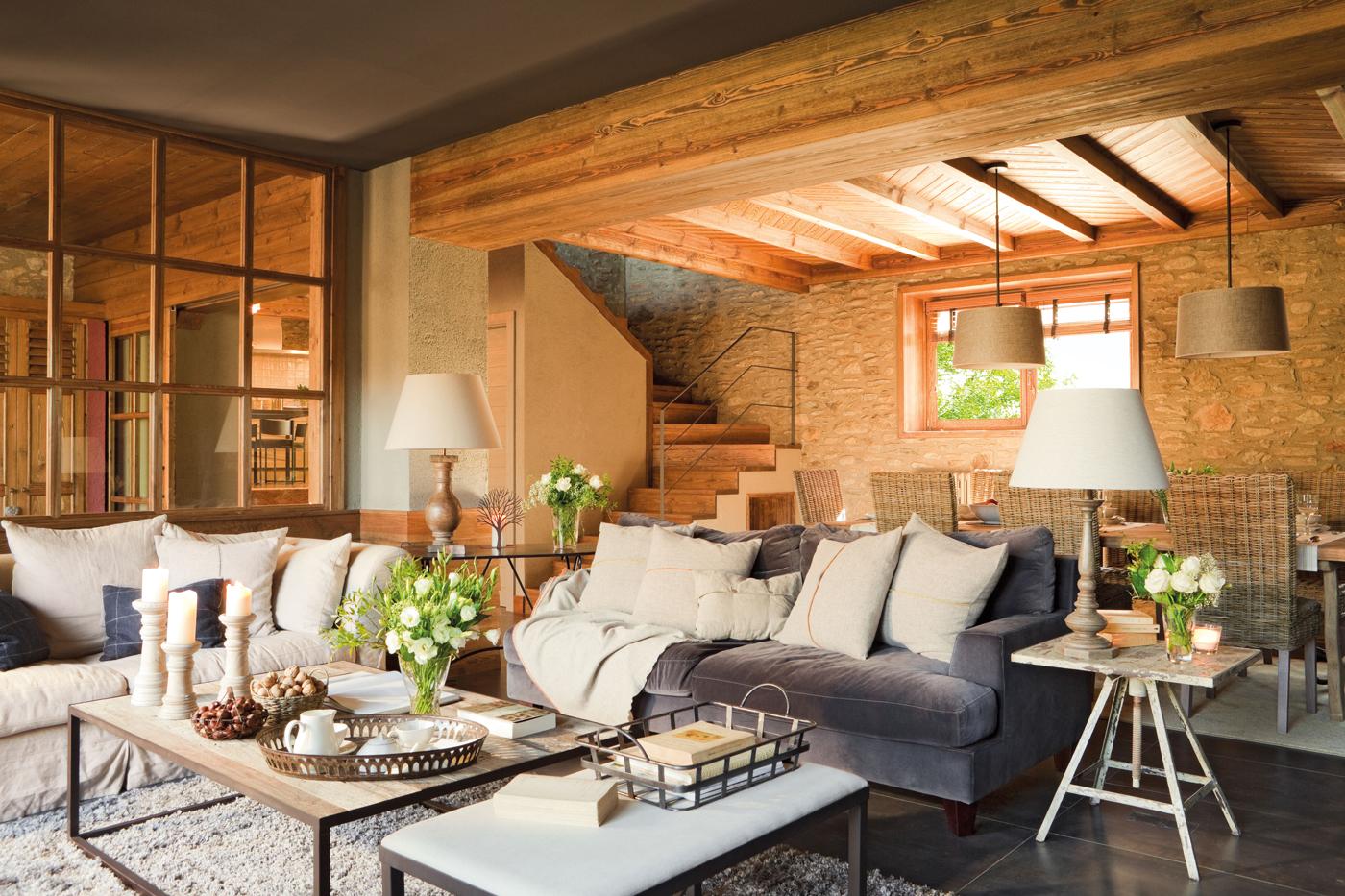 Ideas para decorar tu casa este invierno