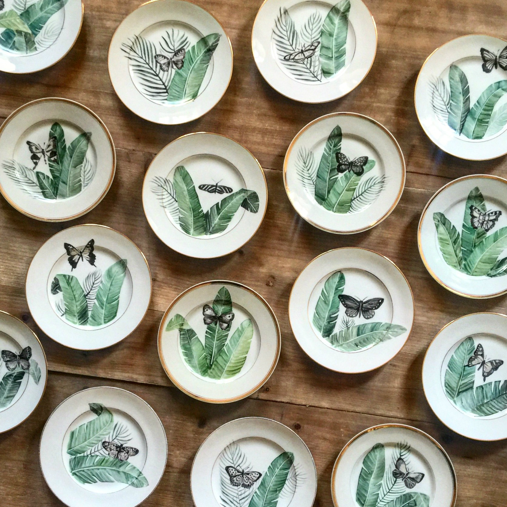 Regalos de 10 nuevos artesanos - Platos de ceramica ...