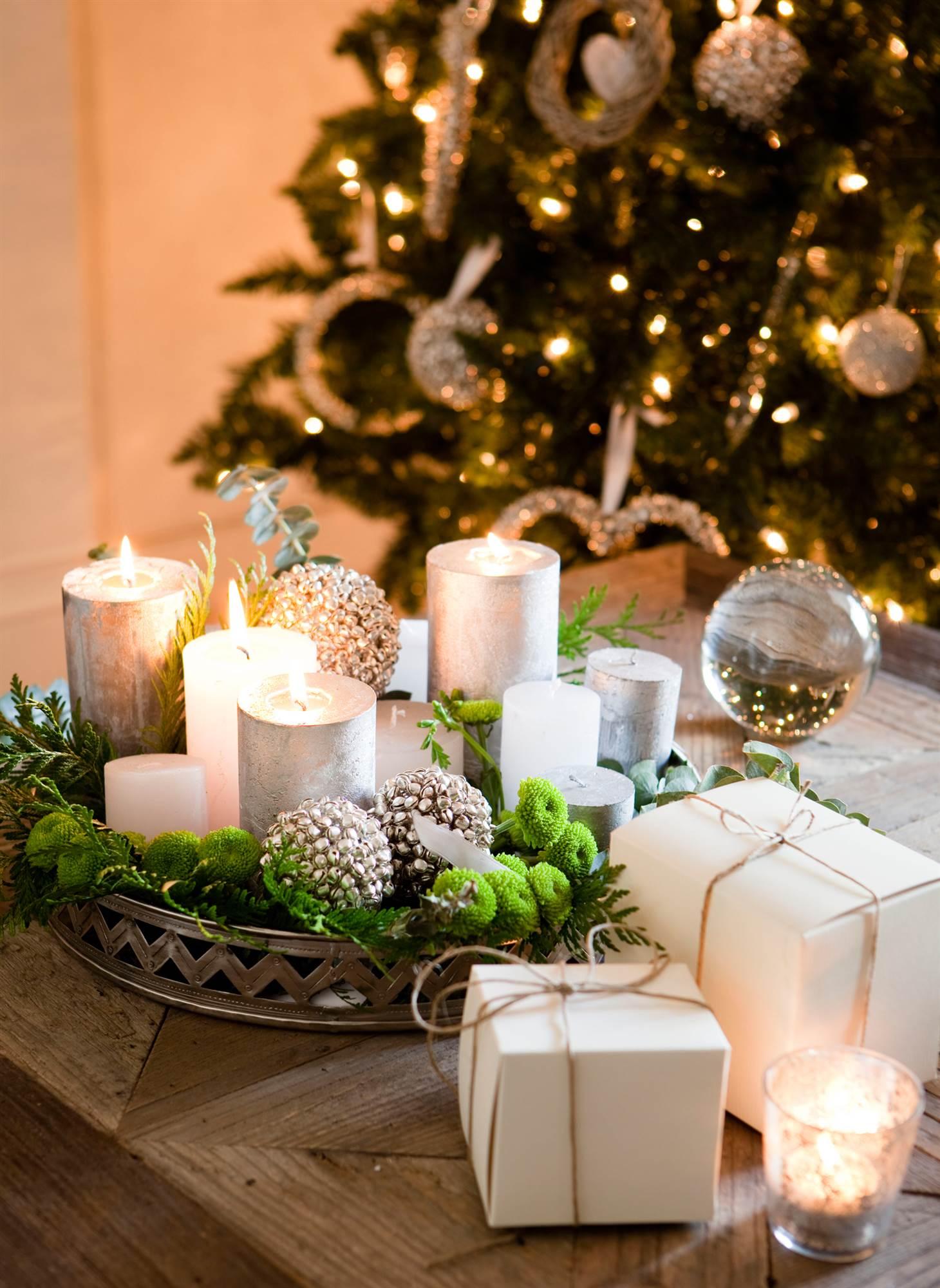 M s de 30 detalles para llenar de magia tu casa esta navidad for Como adornar mi casa en navidad
