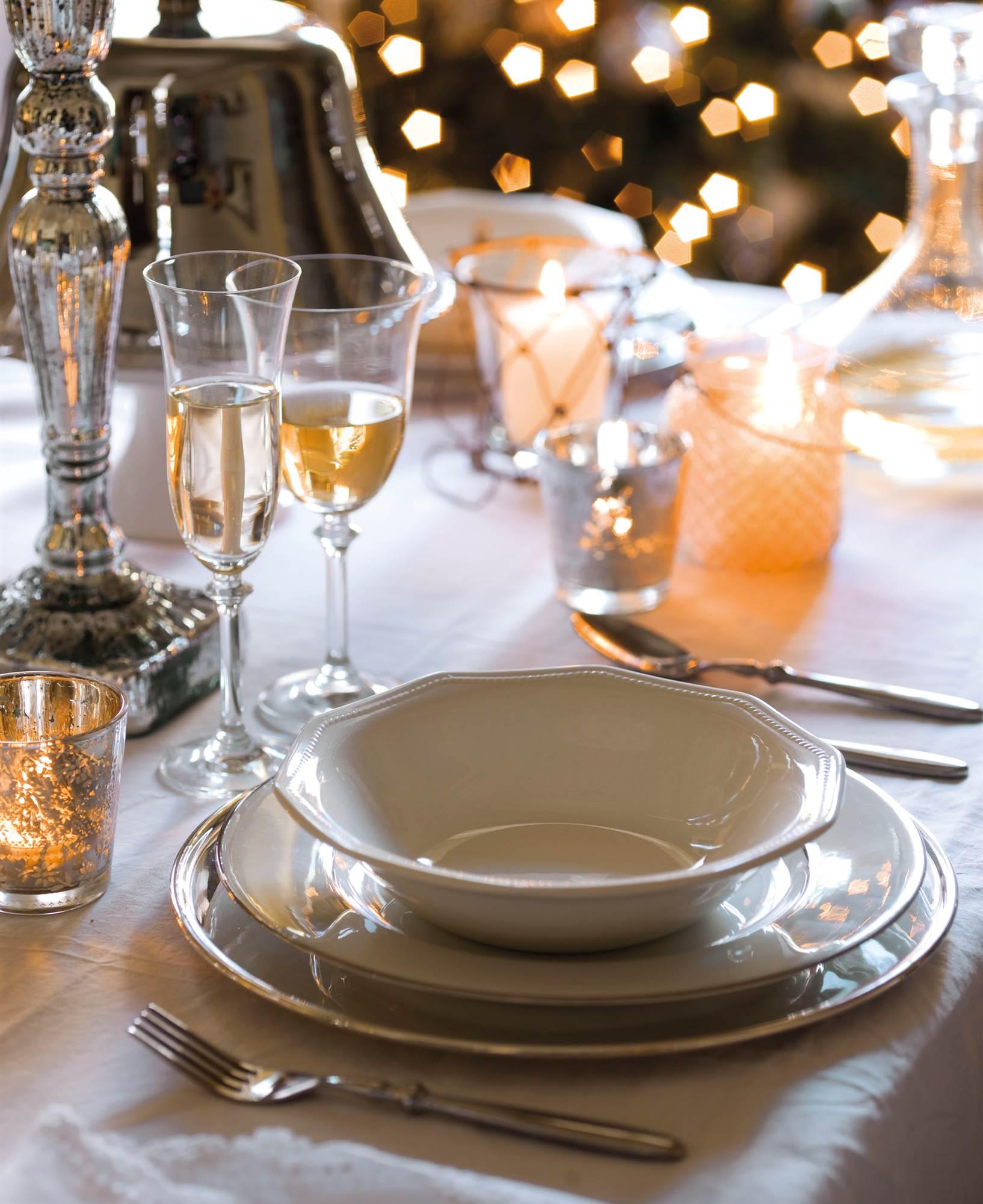 M s de 30 detalles para llenar de magia tu casa esta navidad for Mesas de comer
