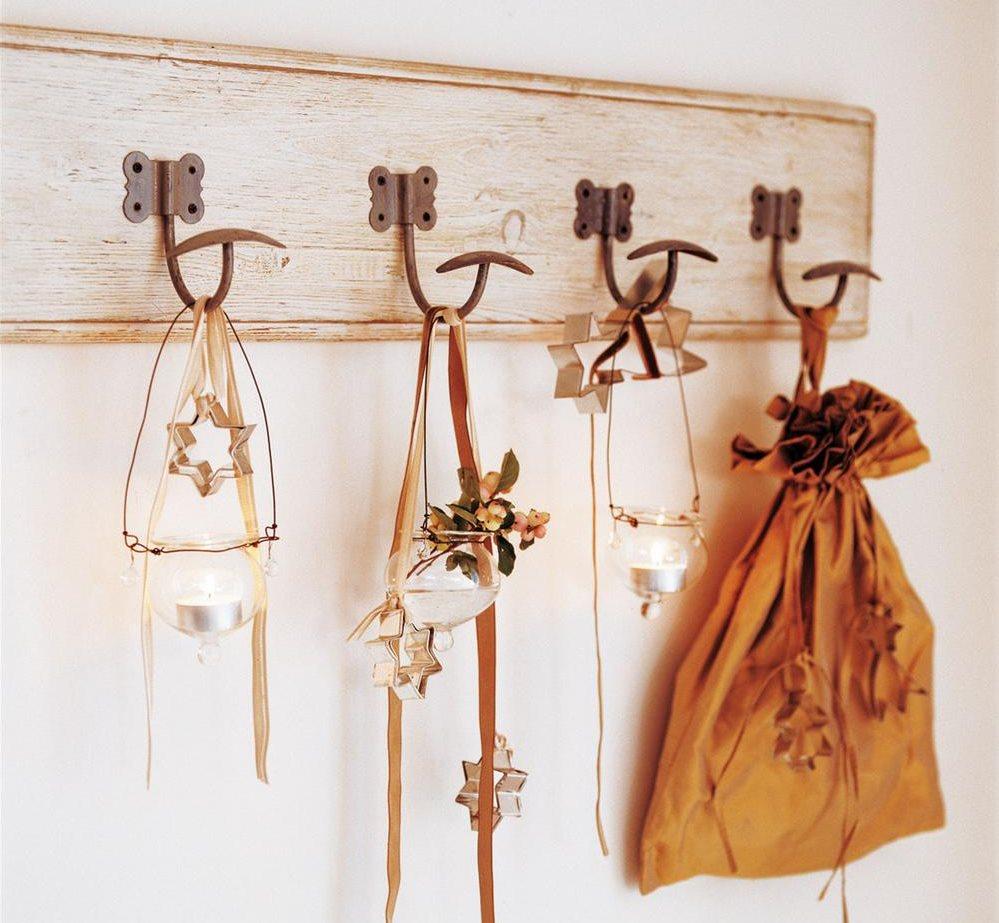 M s de 30 detalles para llenar de magia tu casa esta navidad for Manualidades para casa rustica