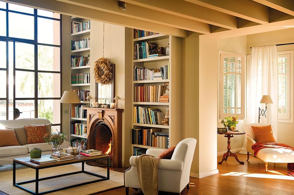 La casa de una artista for Rincon lectura