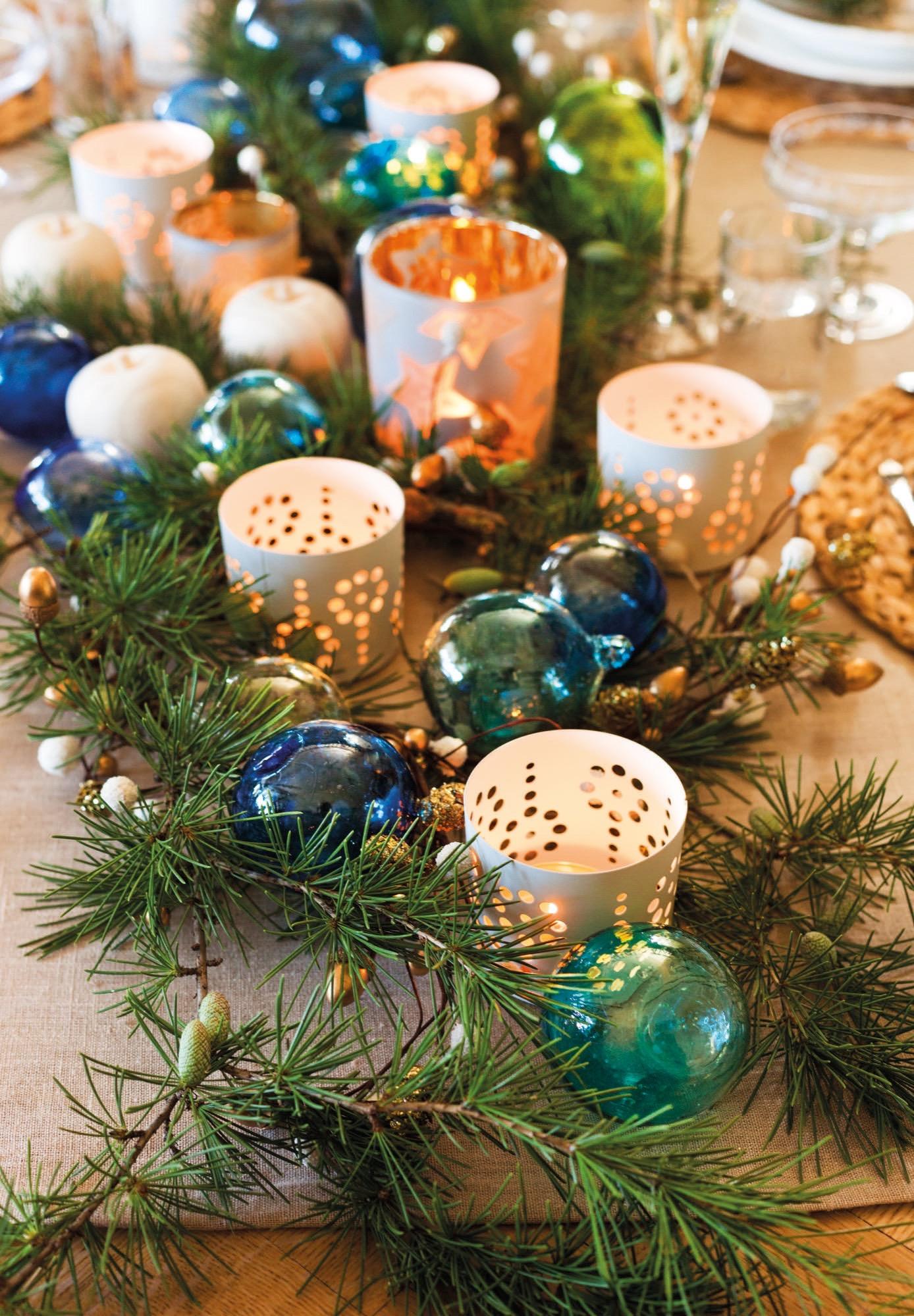 Navidad en casa de lorenzo meazza responsable de - Decoracion navidena ikea ...