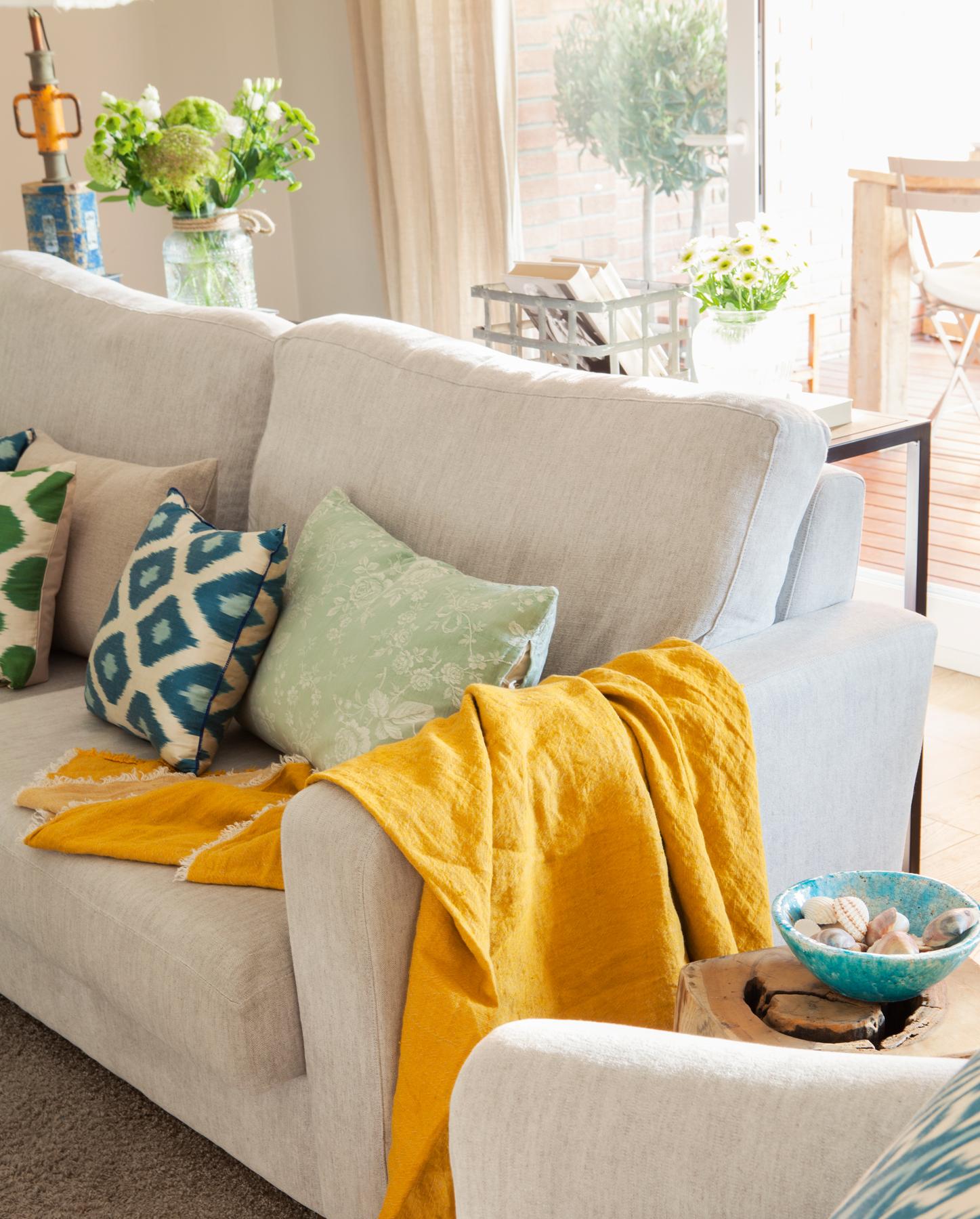 Color Mostaza El Mueble # Muebles Color Mostaza