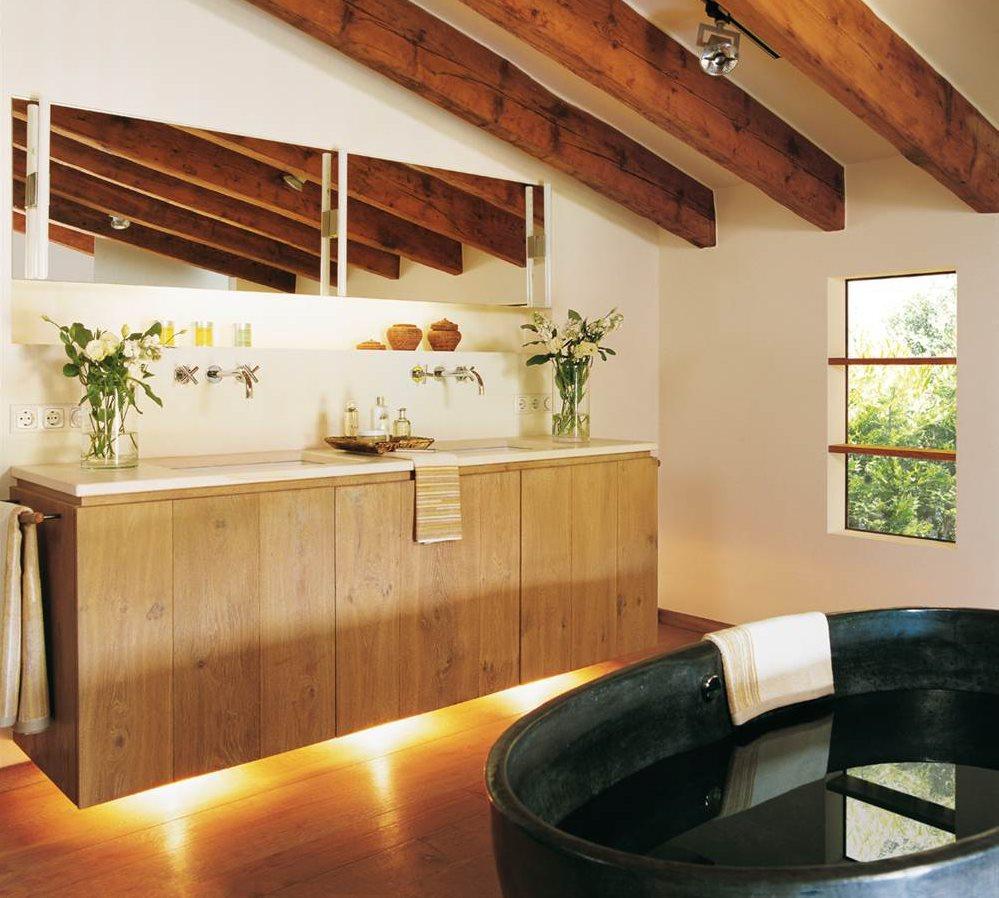 Iluminacion Baño Lux:Las claves para que tu baño brille con luz propia