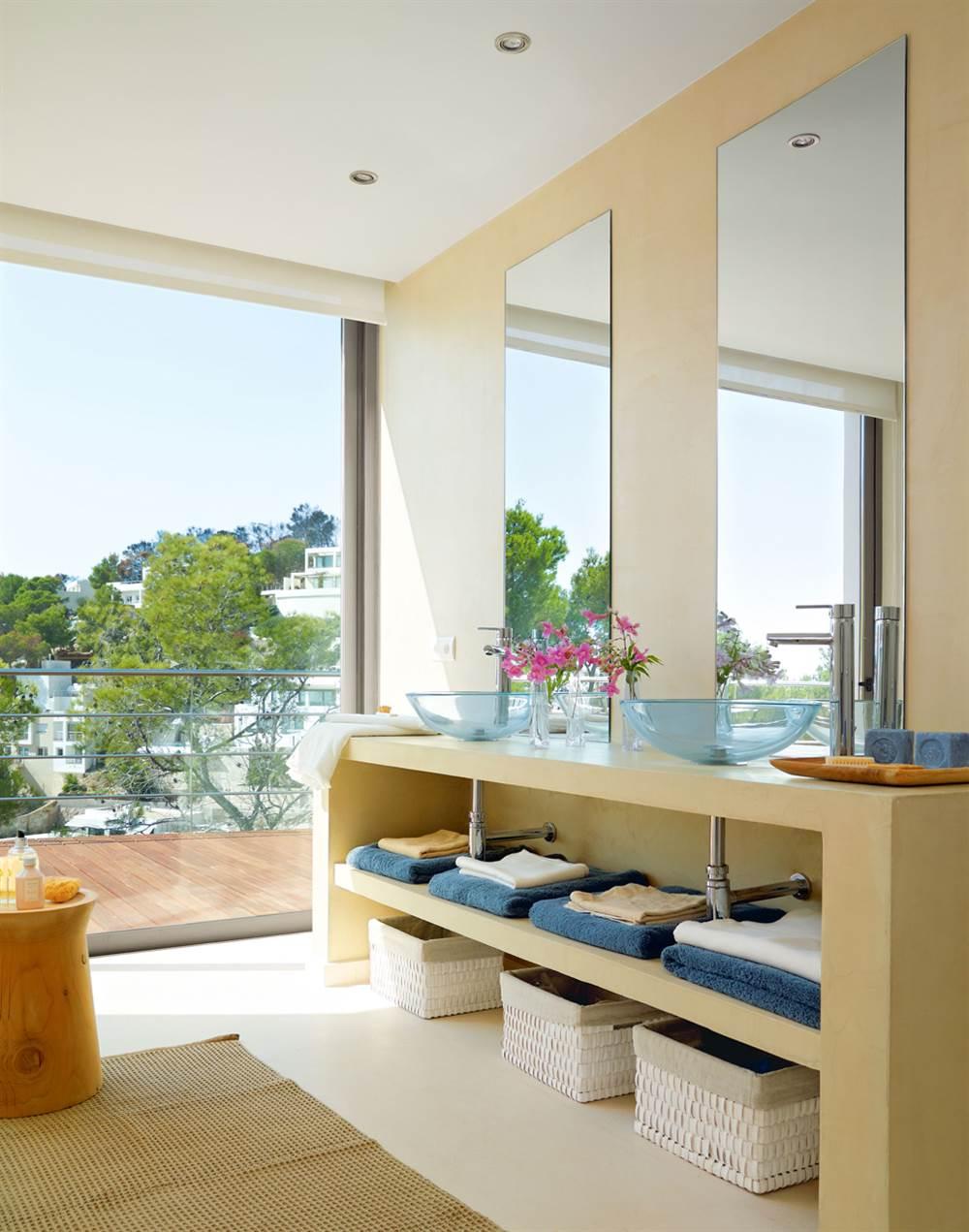 Imagenes De Muebles De Baño De Obra:consejos para iluminar el baño